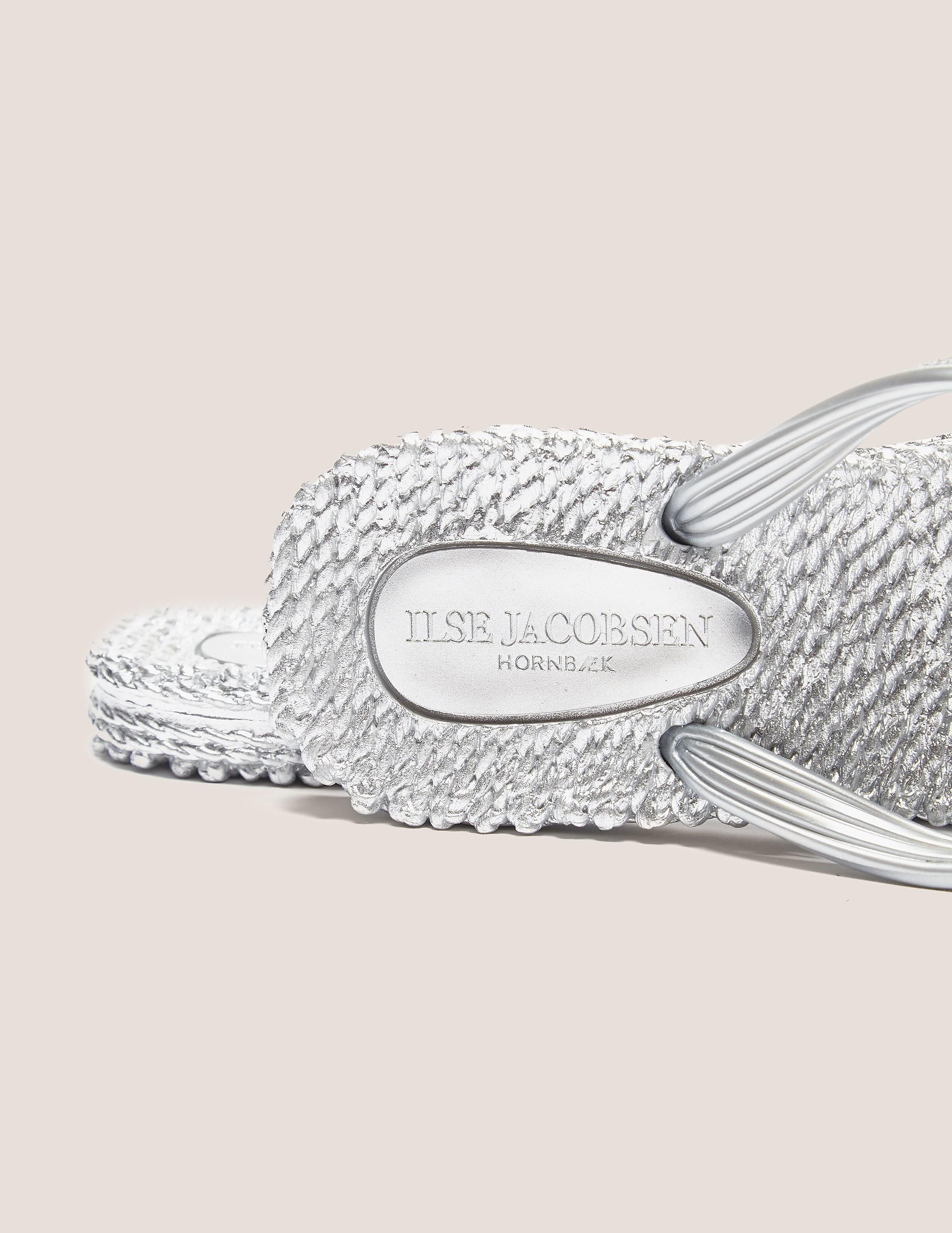 Ilse Jacobsen Jewel Flip Flops