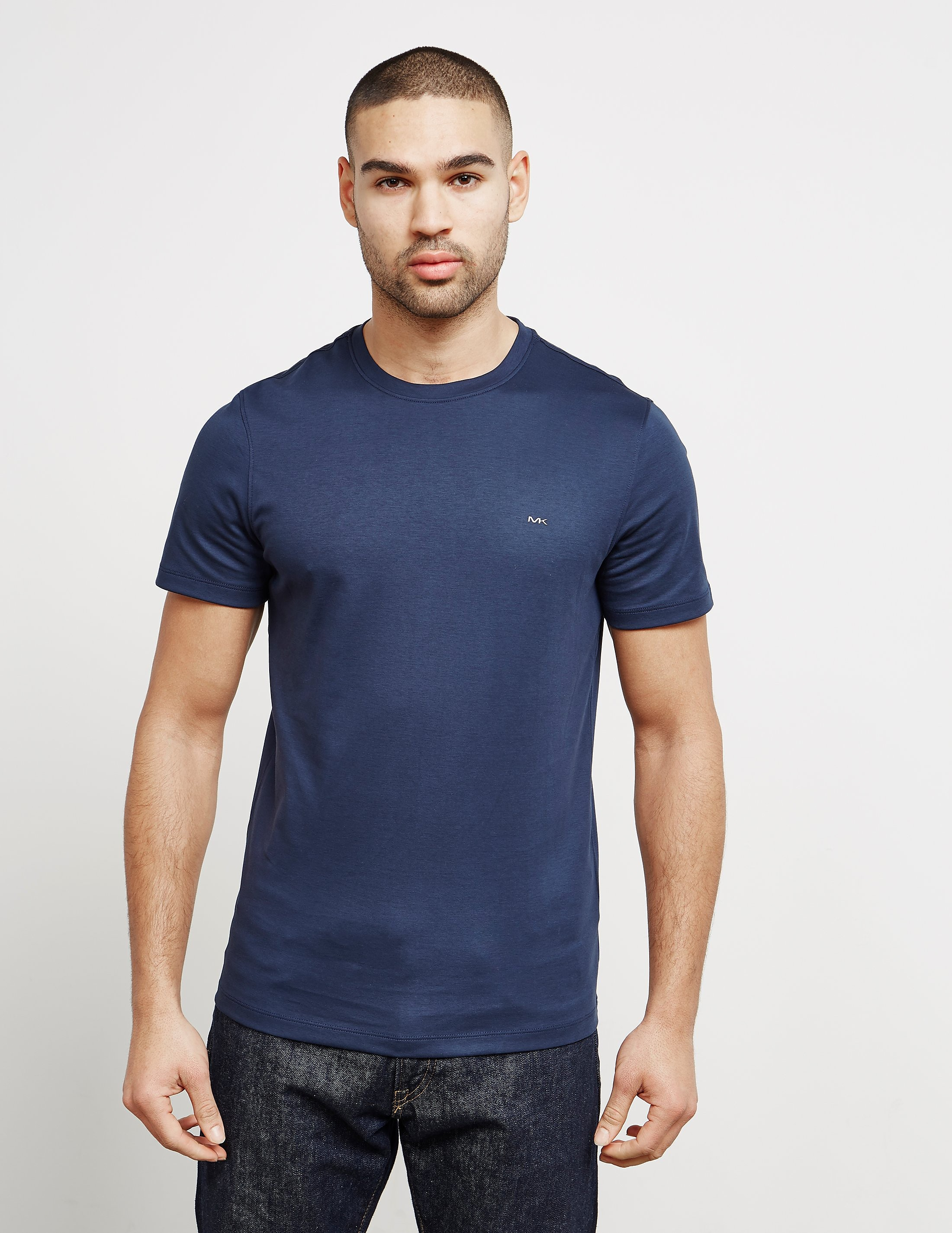 Michael Kors Sleek Crew Neck T-Shirt