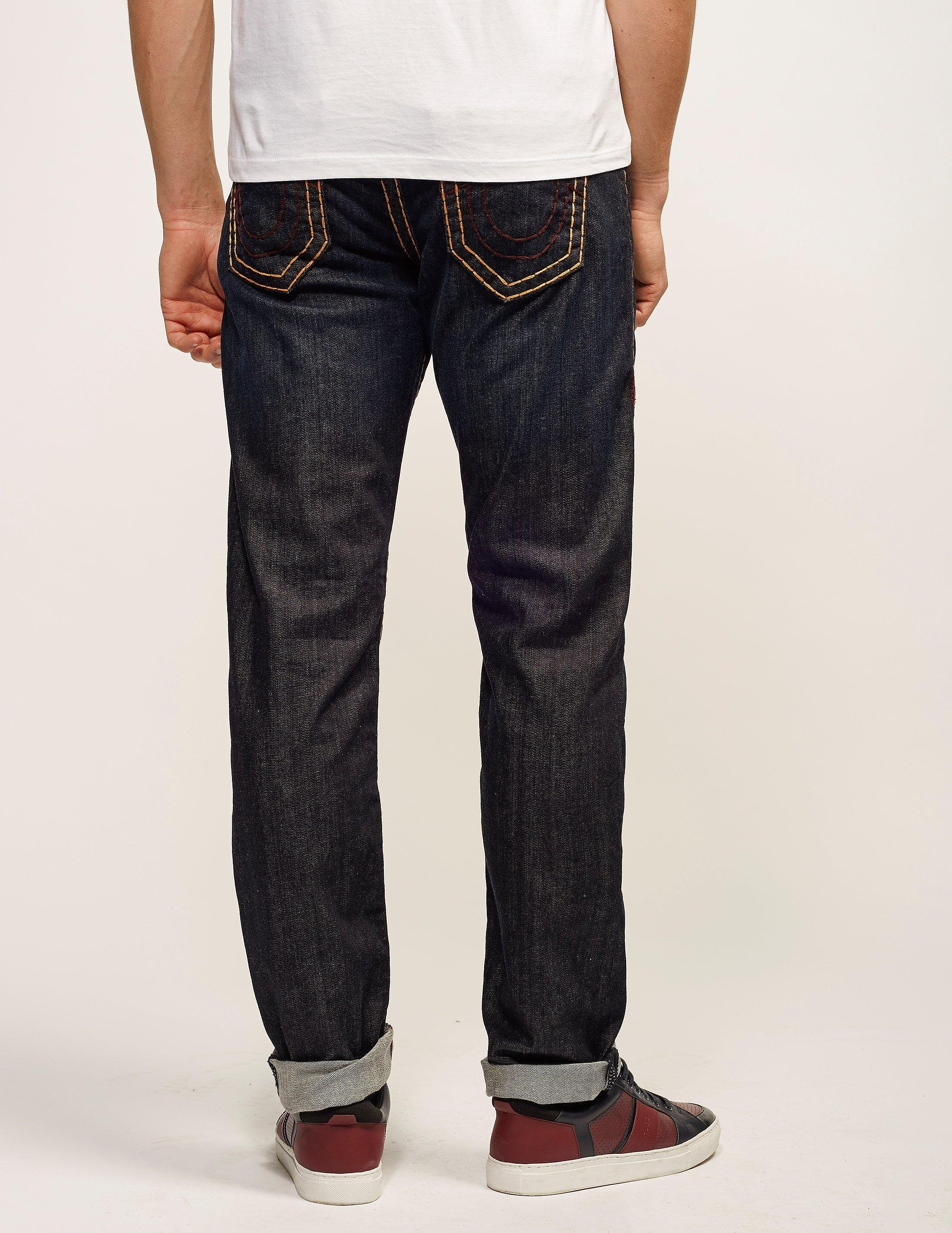 True Religion Geno Super T Want Slim Fit Jeans