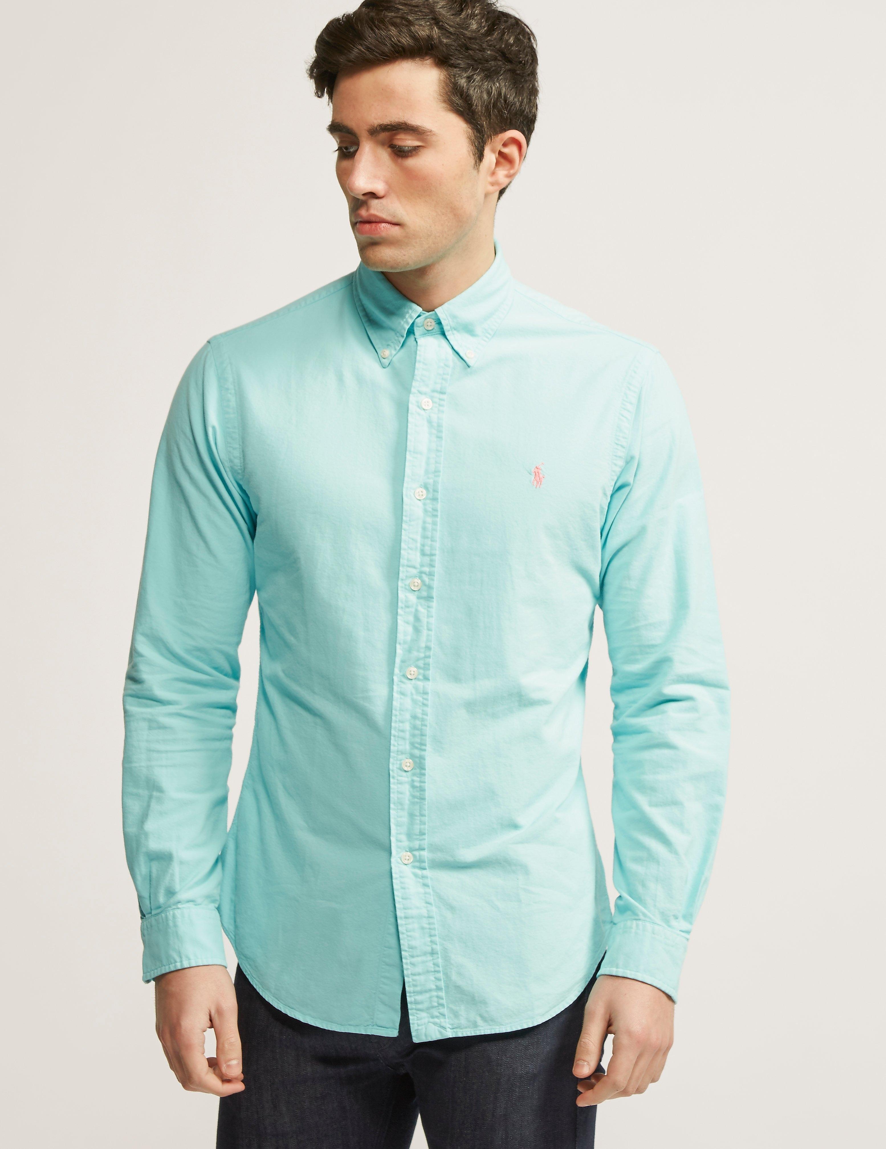 Polo Ralph Lauren Slim Fit Poplin Shirt