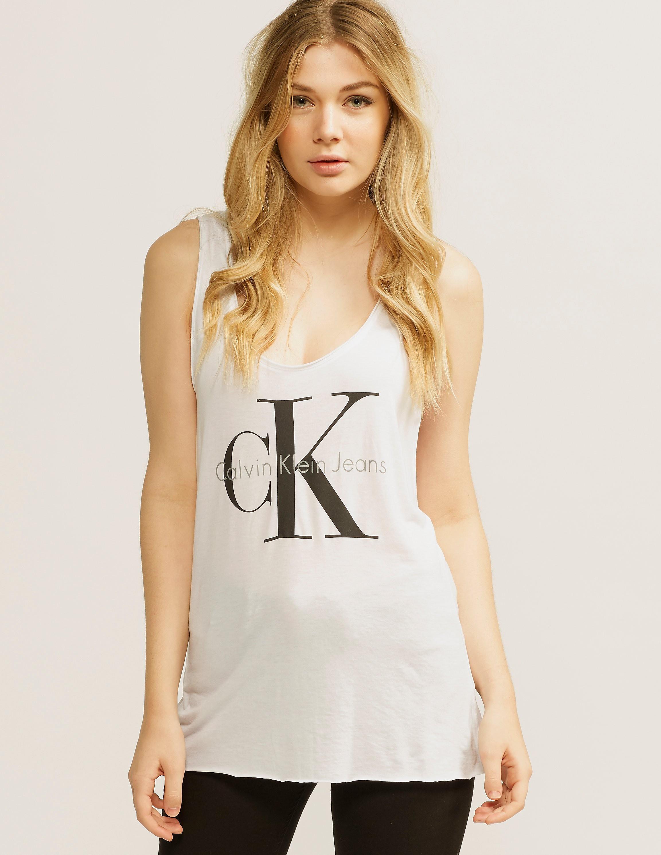 Calvin Klein Reissue Tank Top Vest