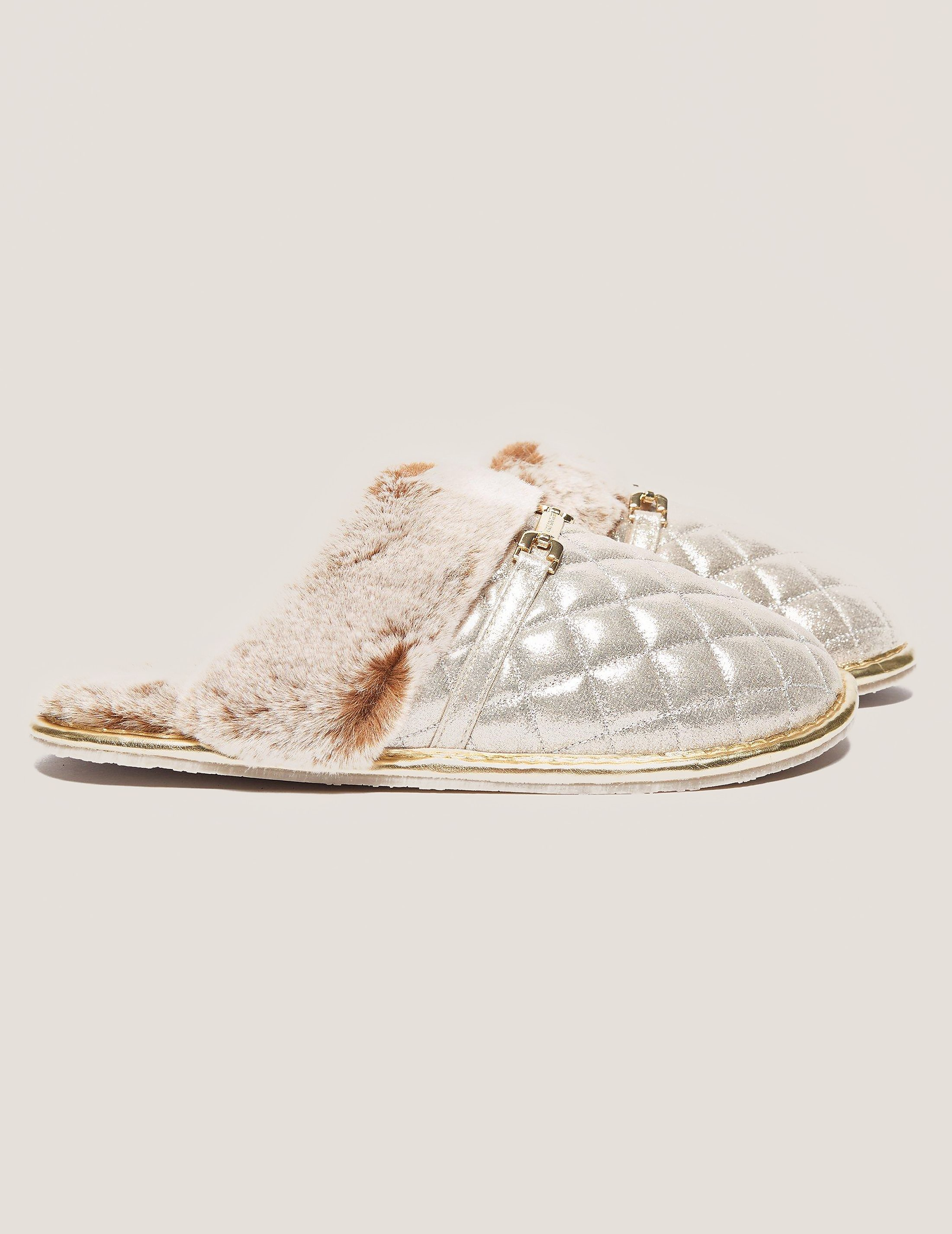 Juicy Couture Cozep Slippers