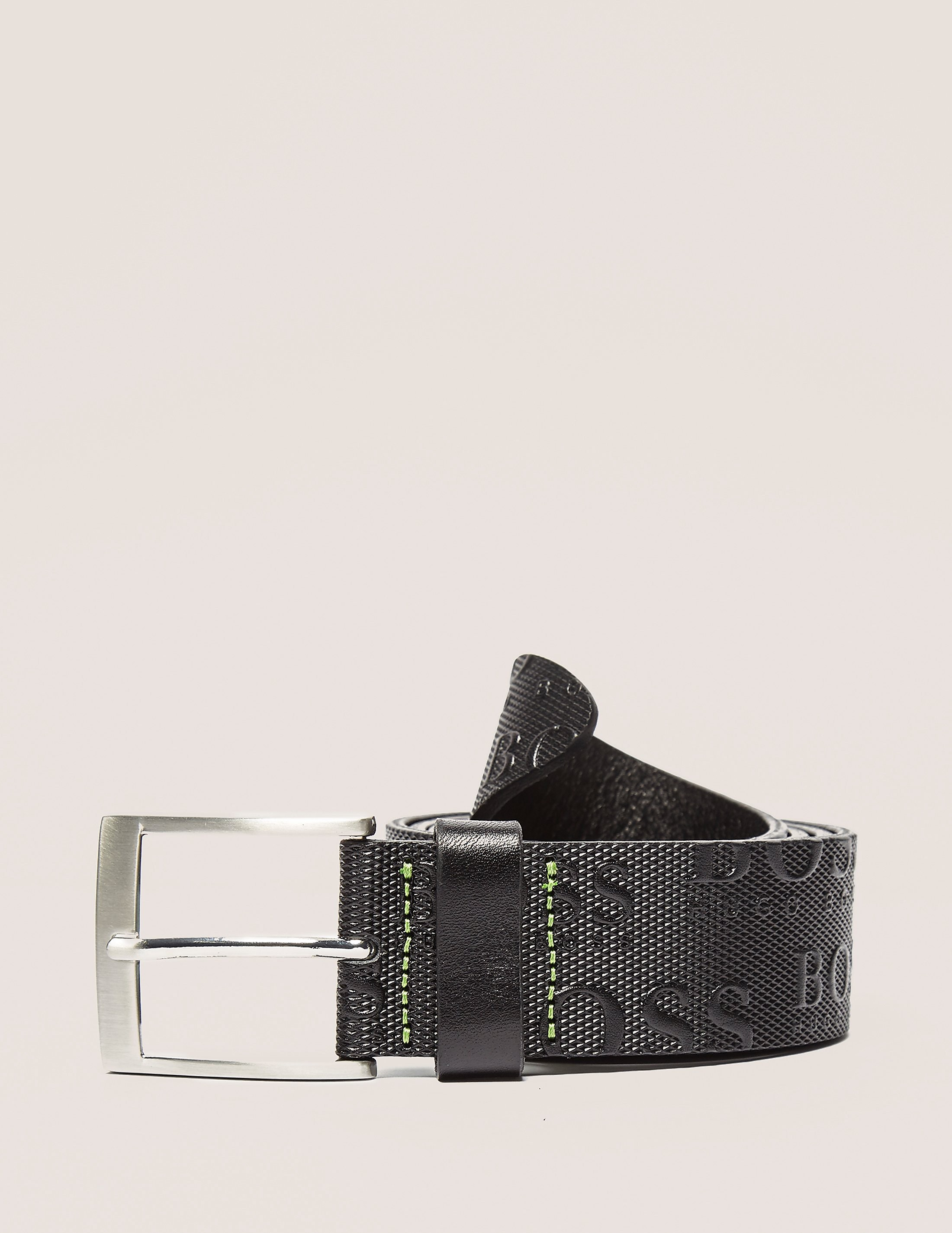 BOSS Green Torialo Logo Belt