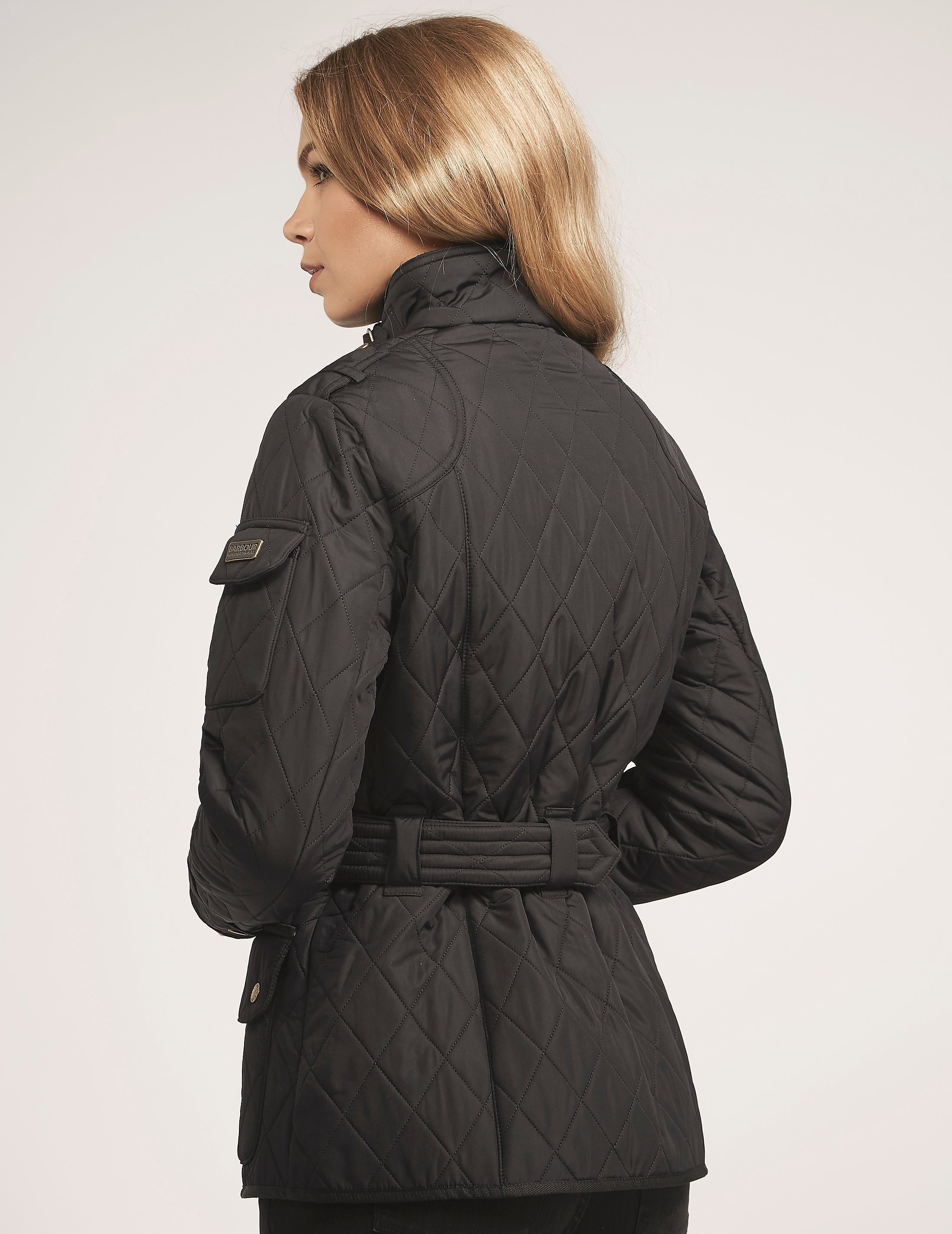 Barbour Tourer International Quilted Coat