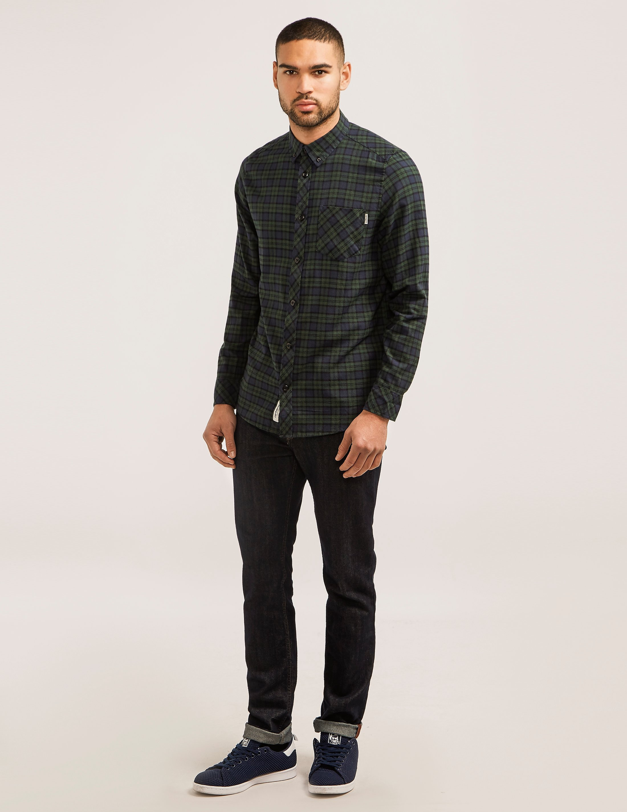 Carhartt WIP Long-Sleeved Shawn Shirt