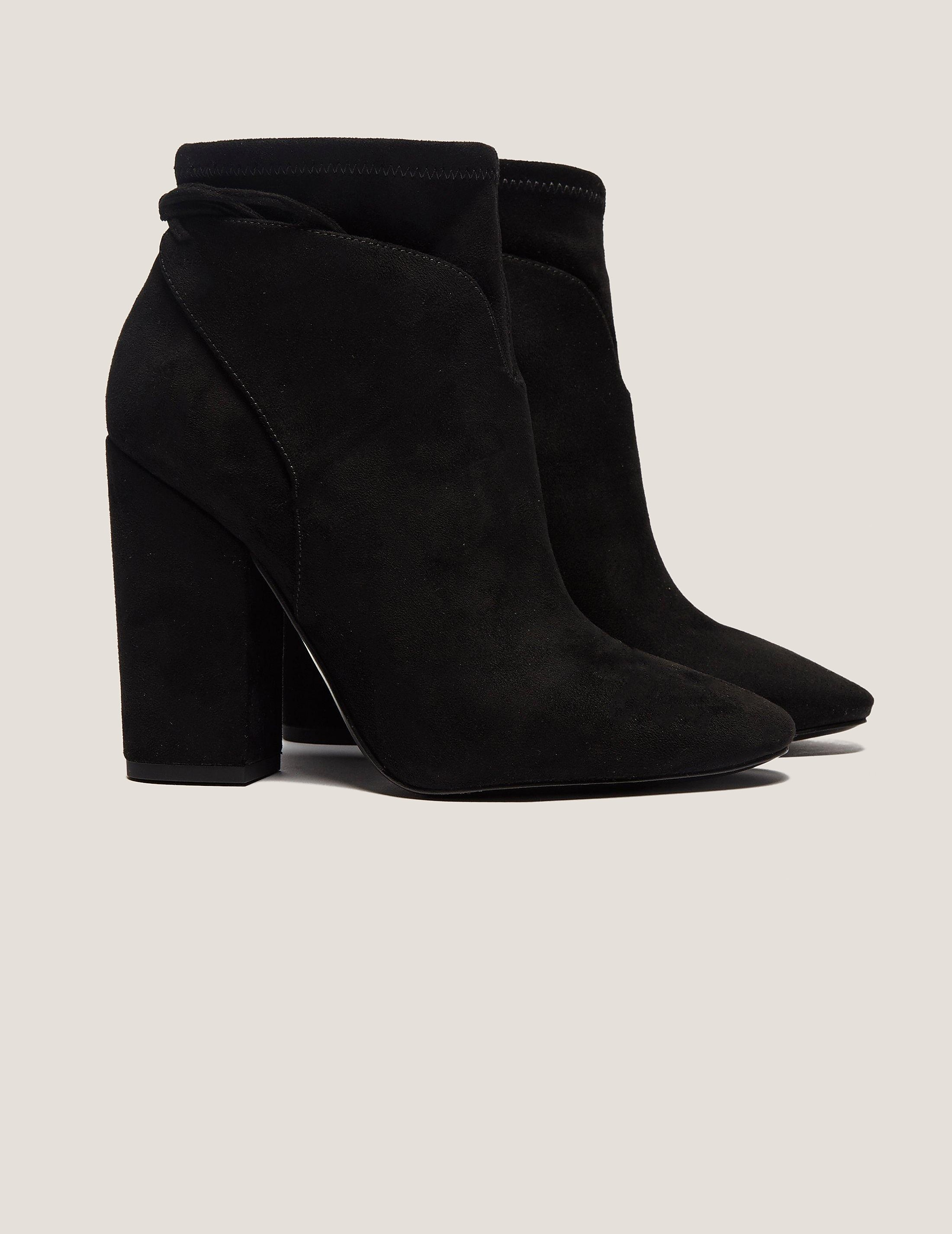 Kendall & Kylie Suede Tie Ankle Boot
