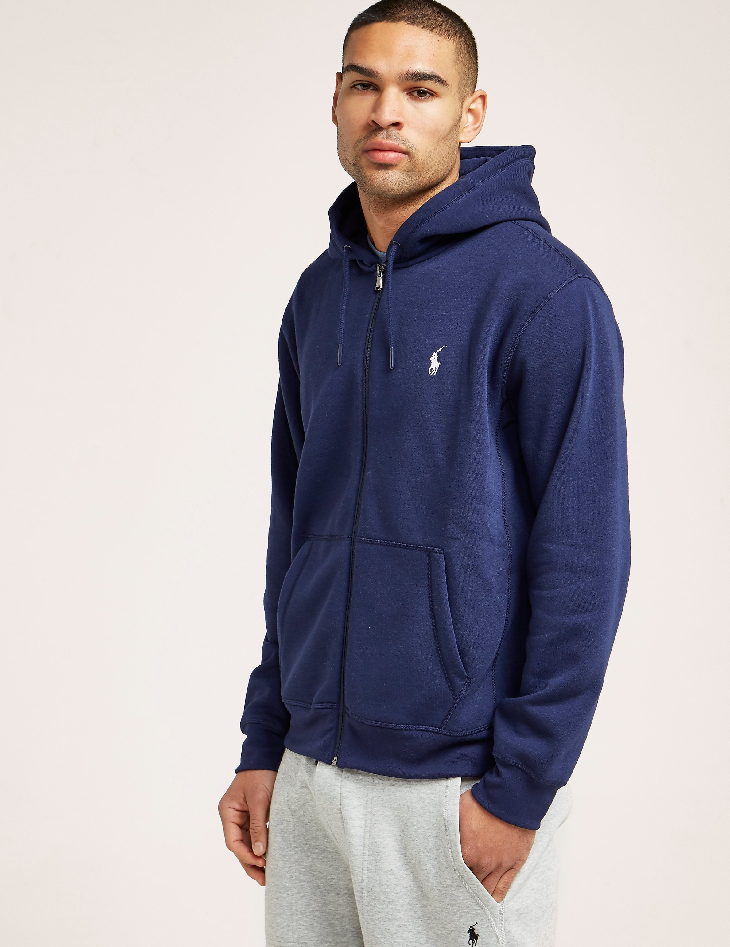 Polo Sport Neon Fleece Hoody