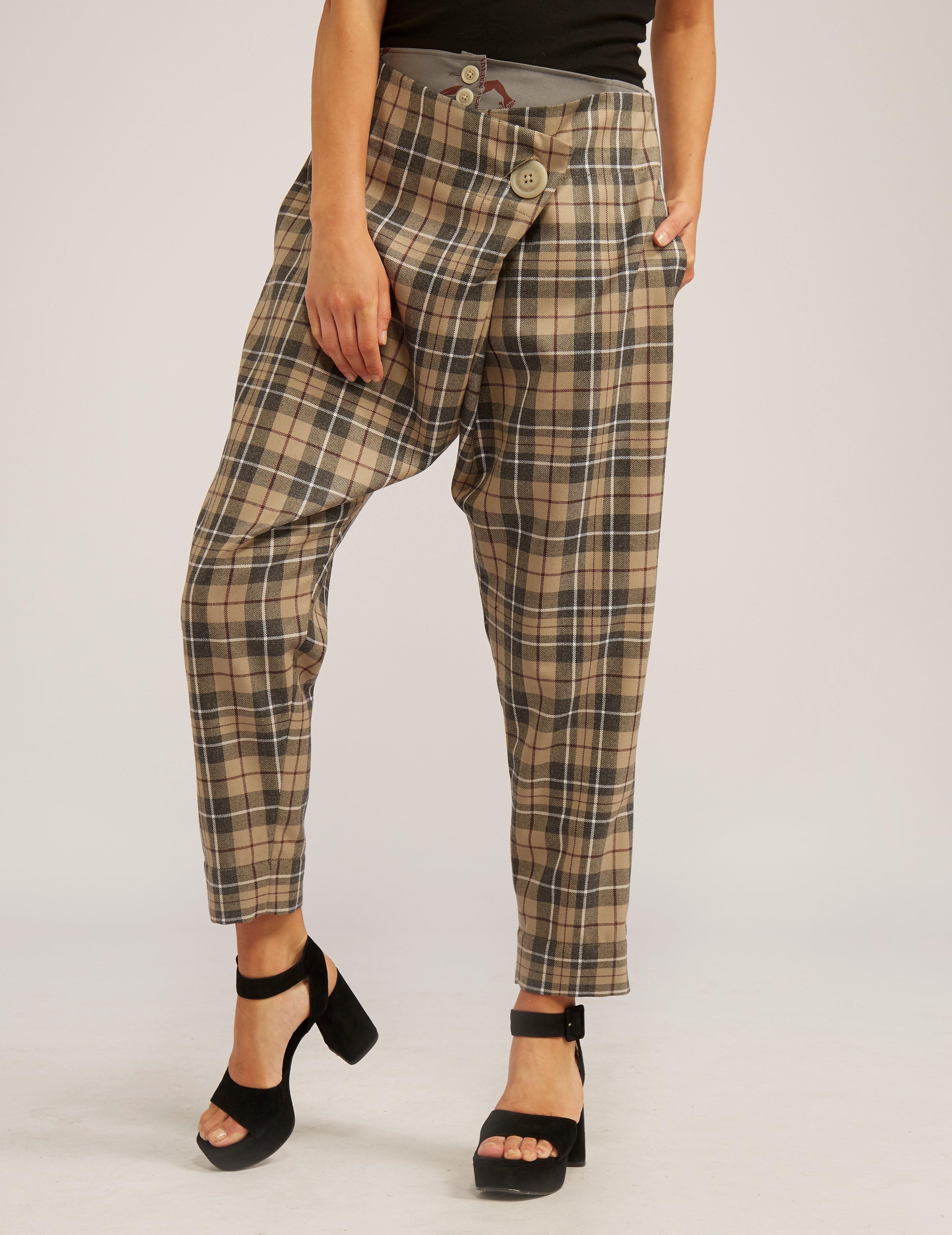 Vivienne Westwood Tartan Pants