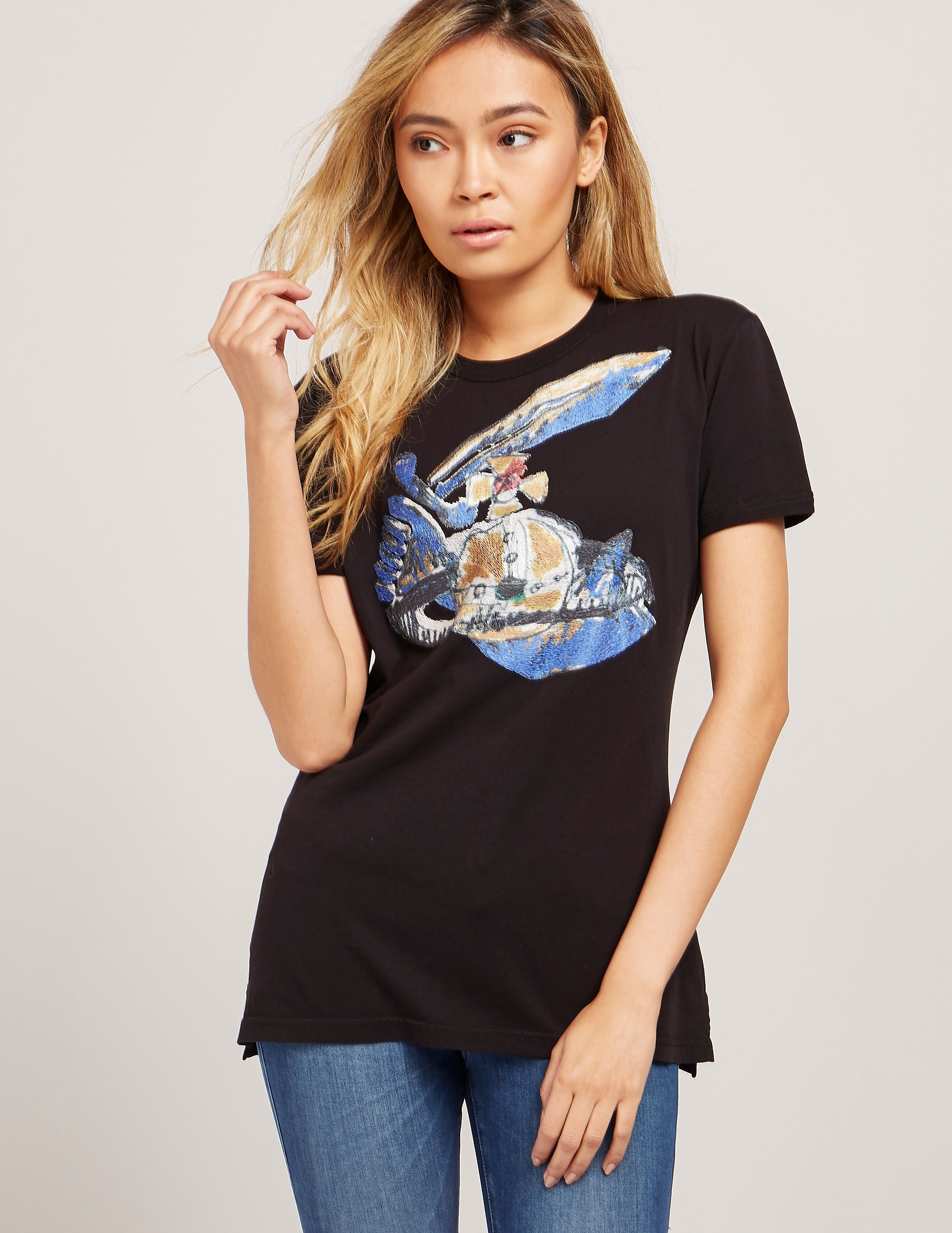 Vivienne Westwood Anglomania Scribble Orb T-Shirt
