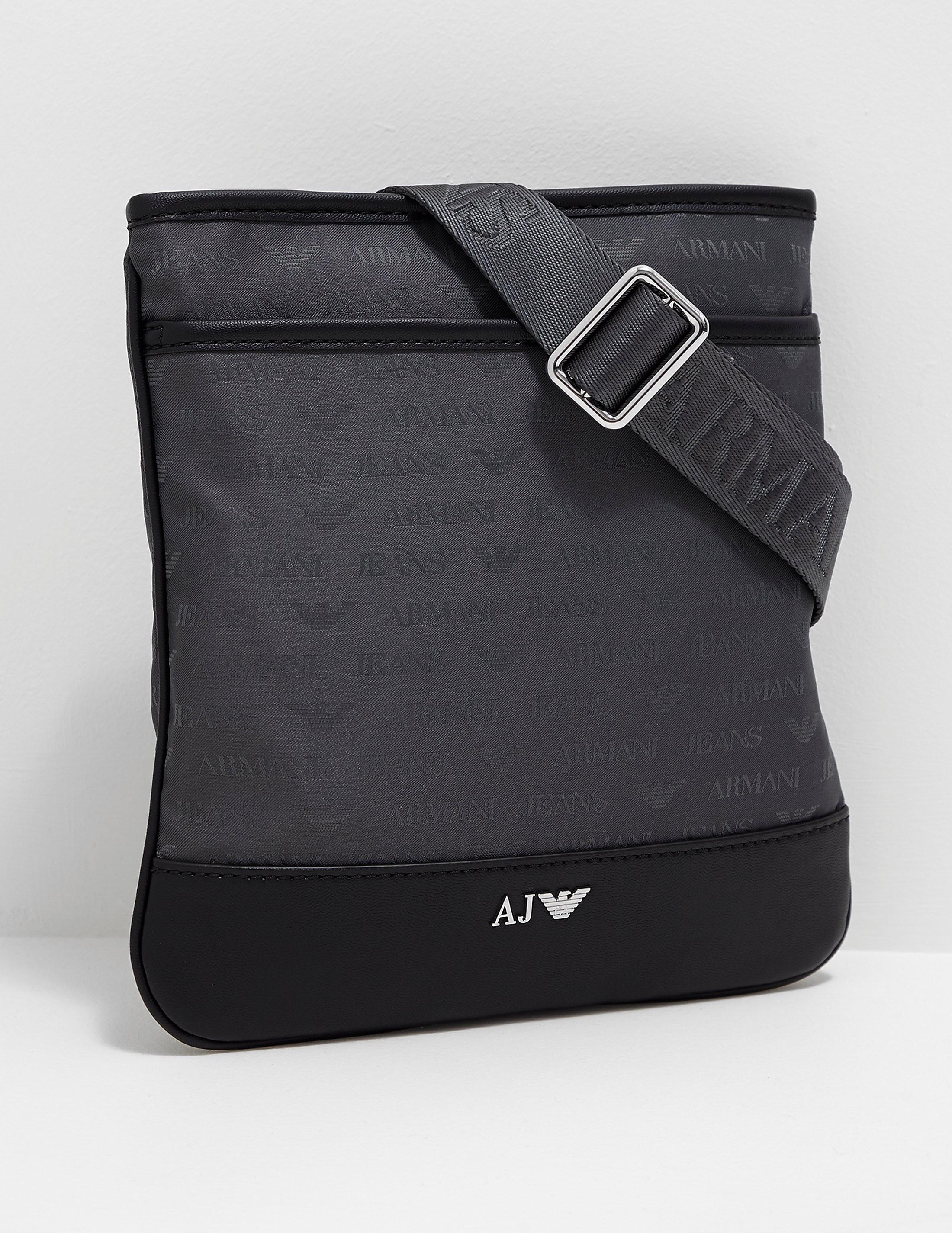 Armani Jeans Nylon Small Item Bag