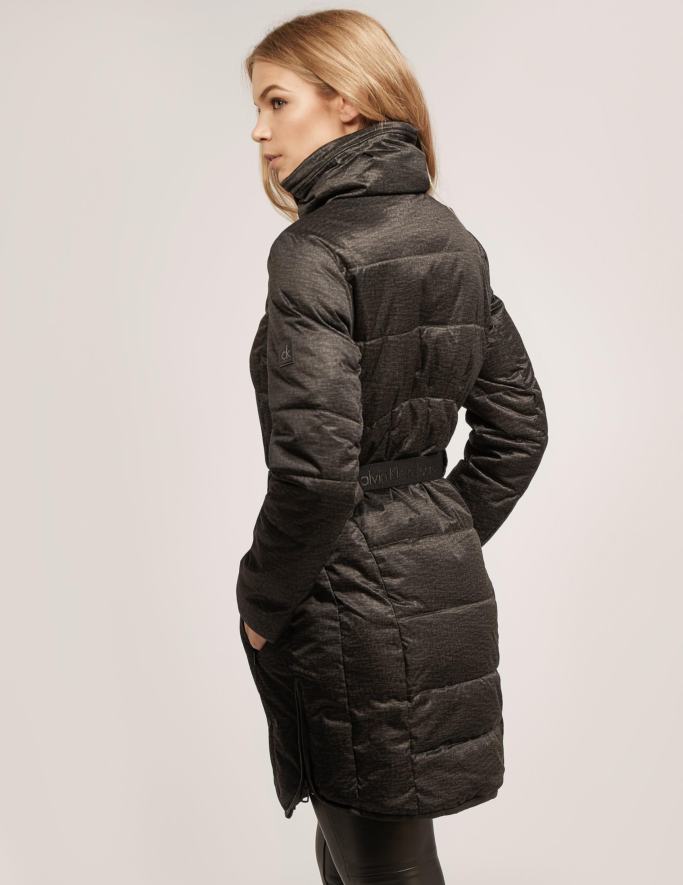 Calvin Klein Orla Long Padded Coat