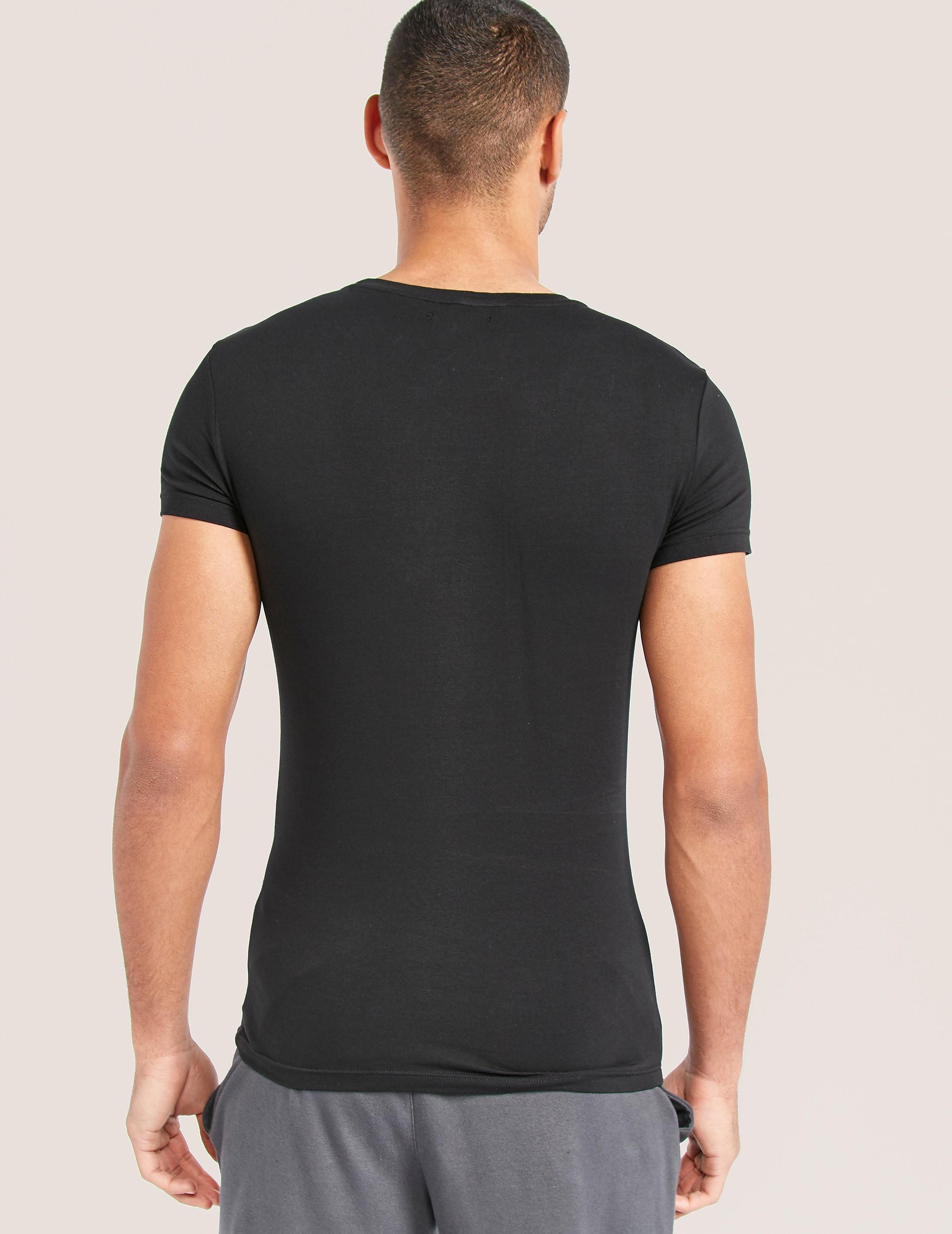 Emporio Armani Foil Logo T-Shirt