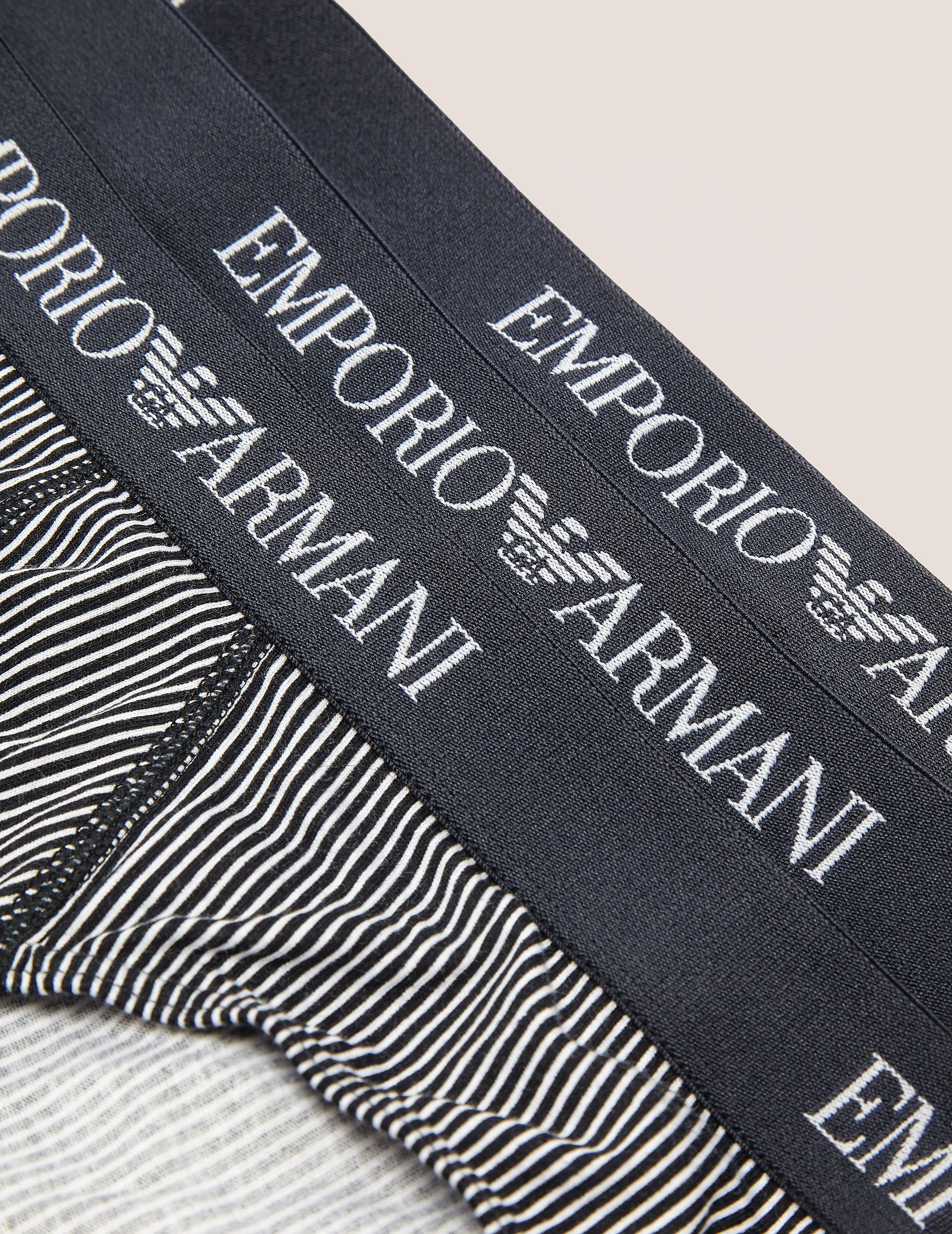 Emporio Armani 3 Pack Brief