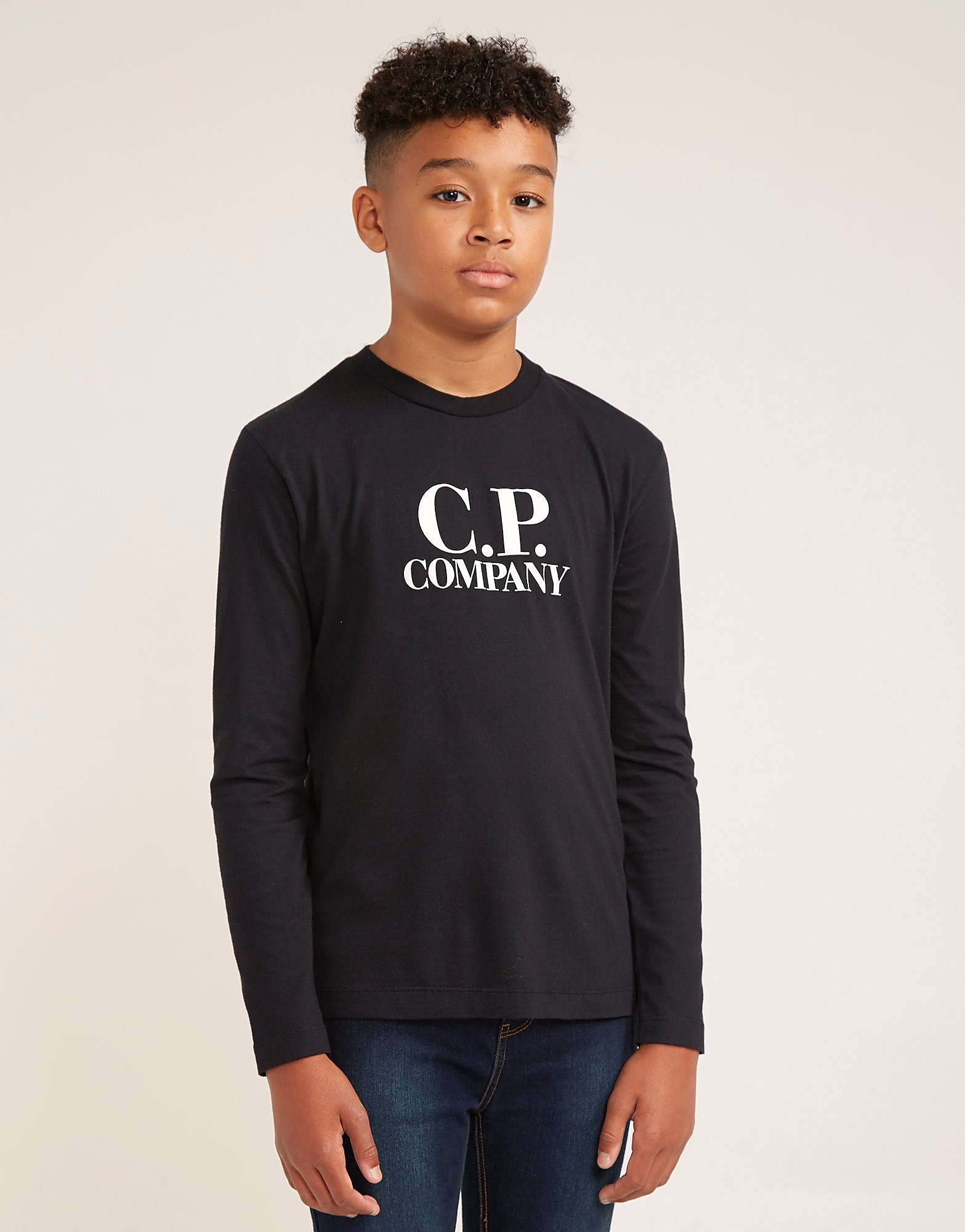 CP Company Goggle Long Sleeve T-Shirt