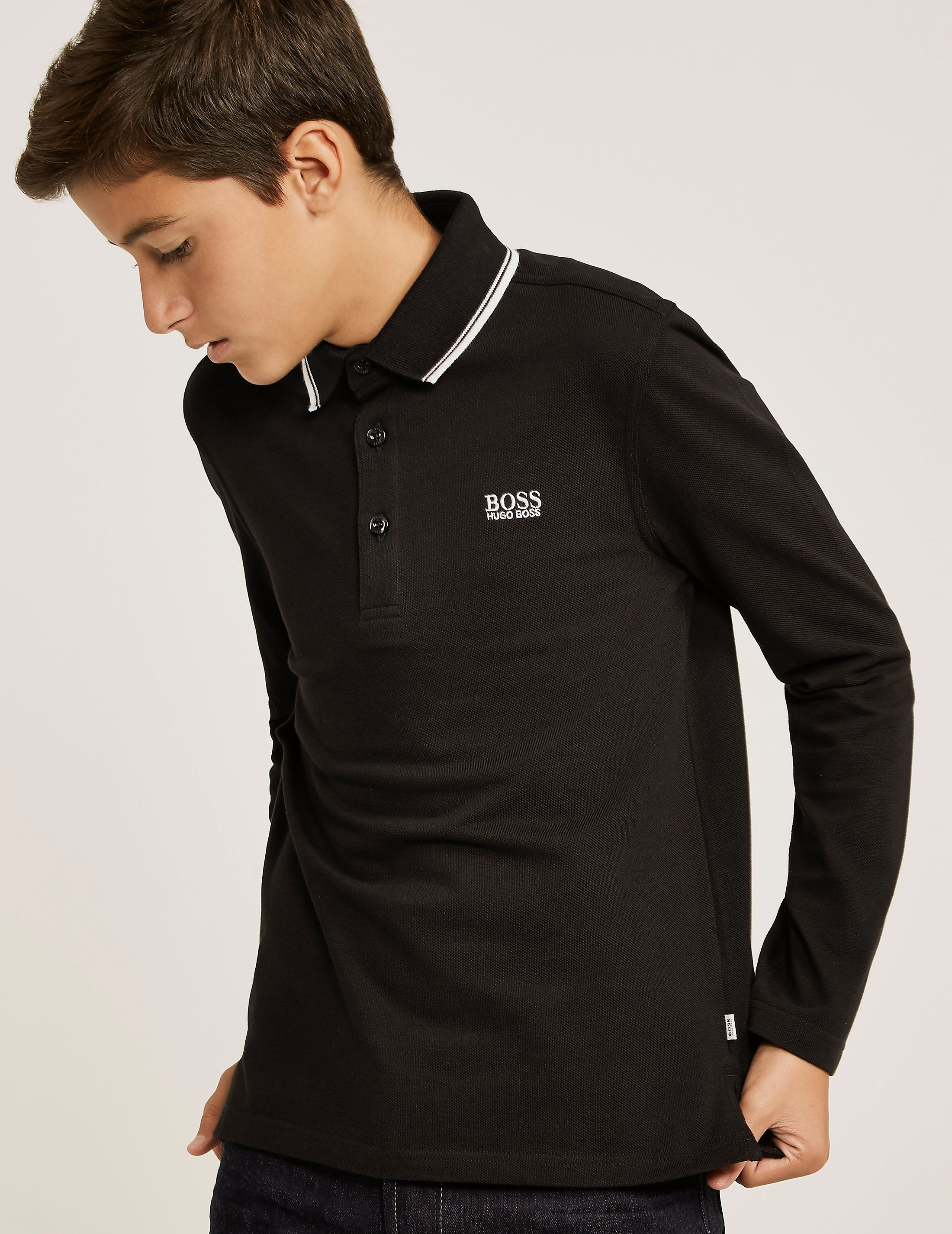 BOSS Tipped Polo Shirt