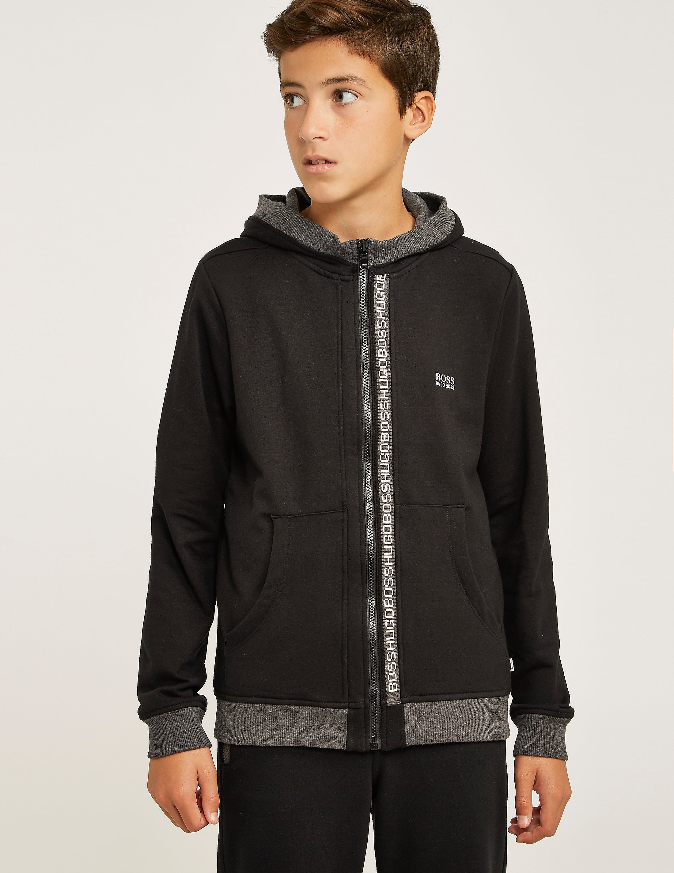 BOSS Hooded Fleece
