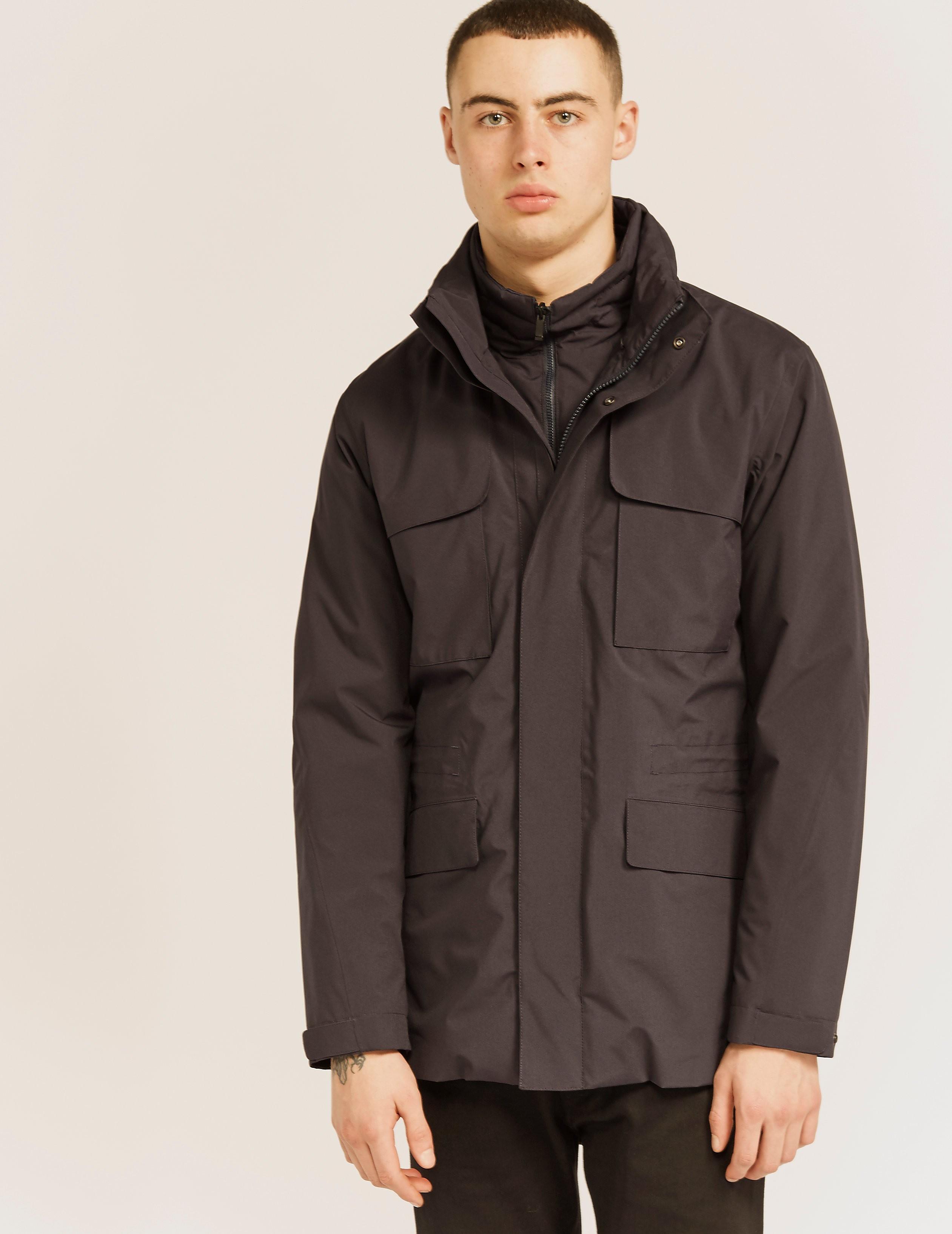 Z Zegna Three in One Jacket