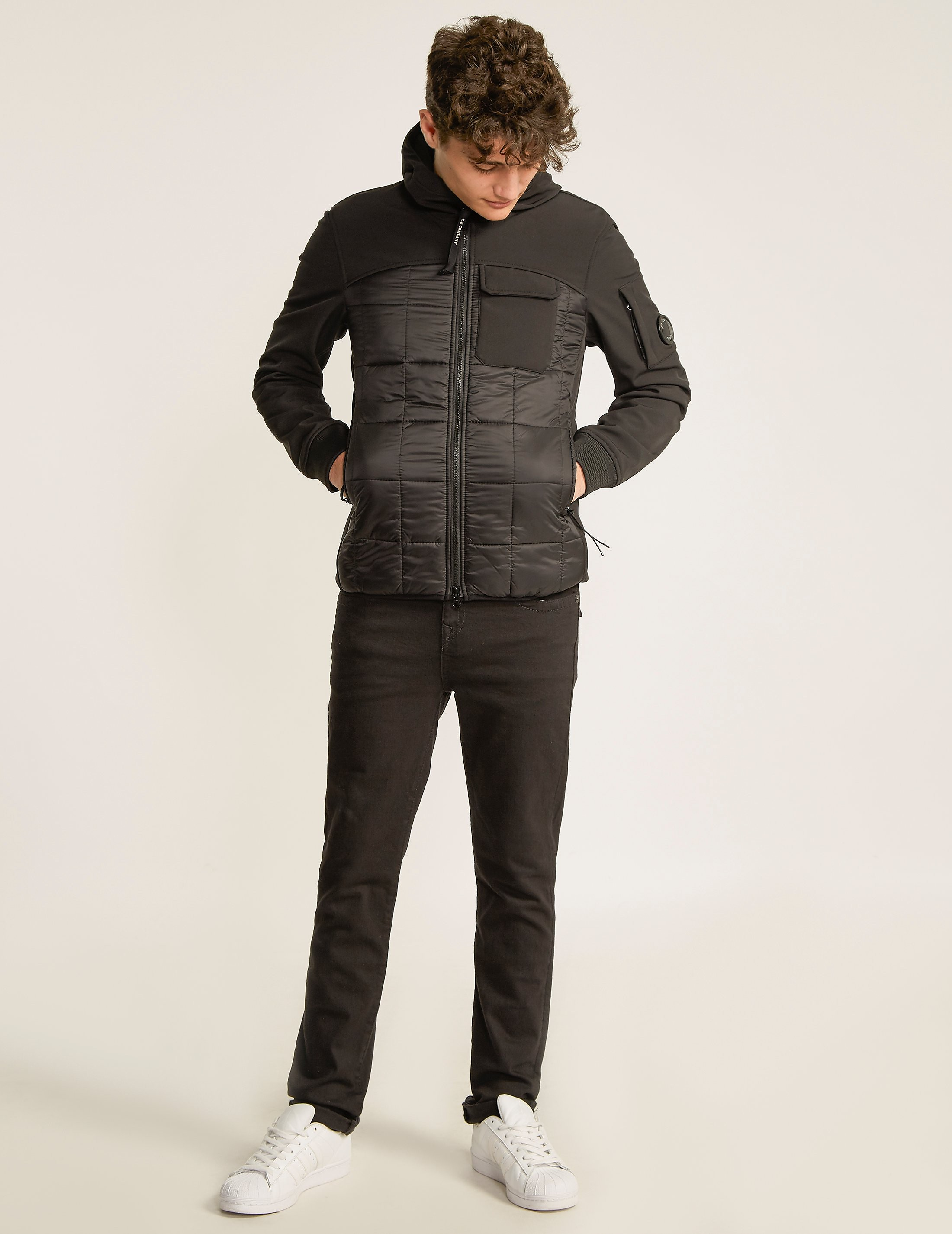 CP Company Soft Nylon Jacket