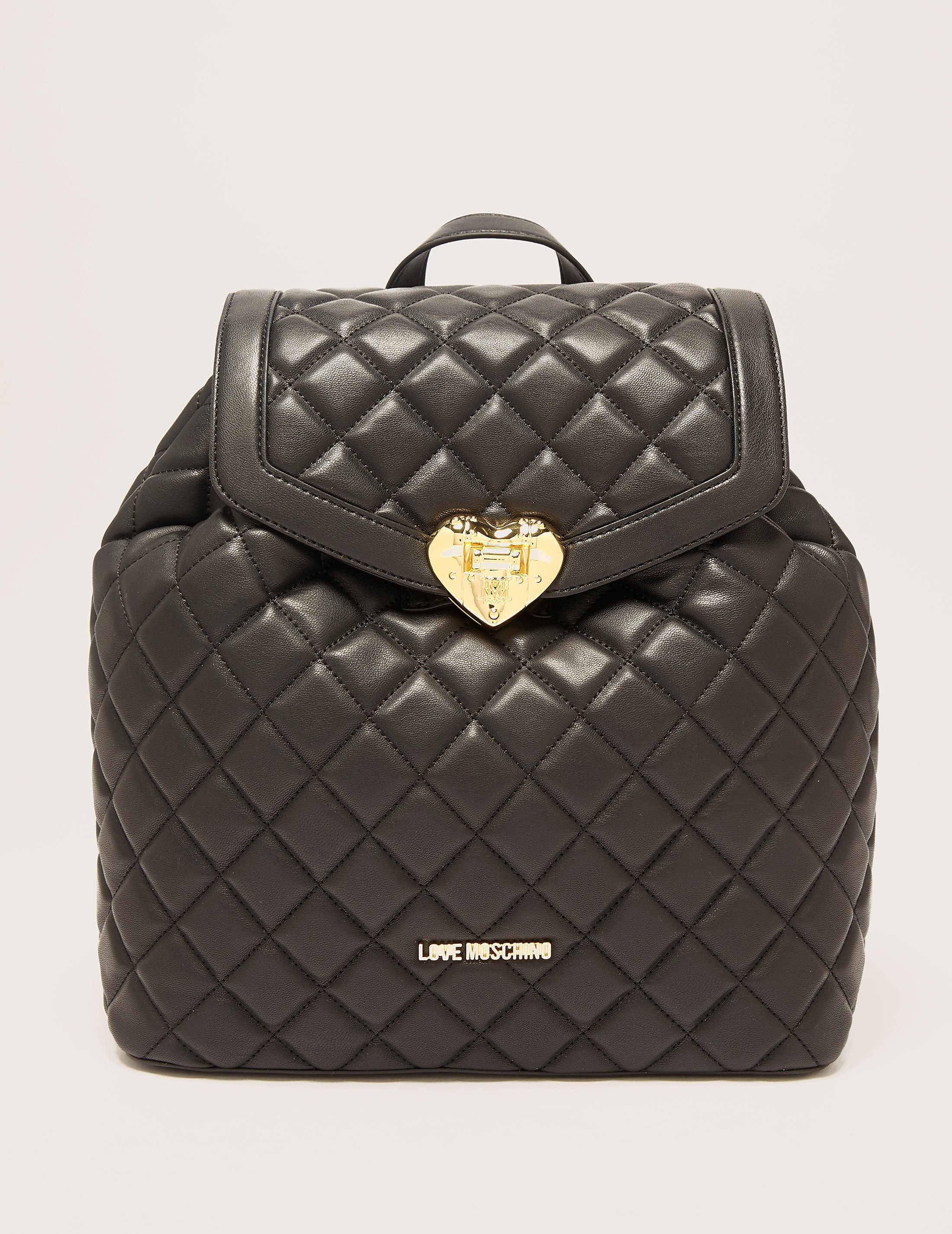 Love Moschino Quilt Backpack