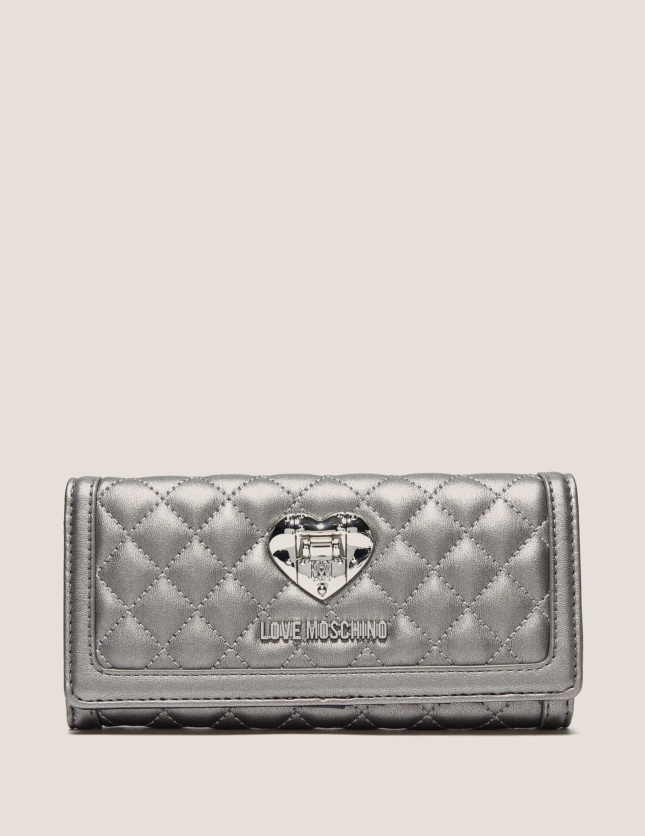 Love Moschino Quilted Purse
