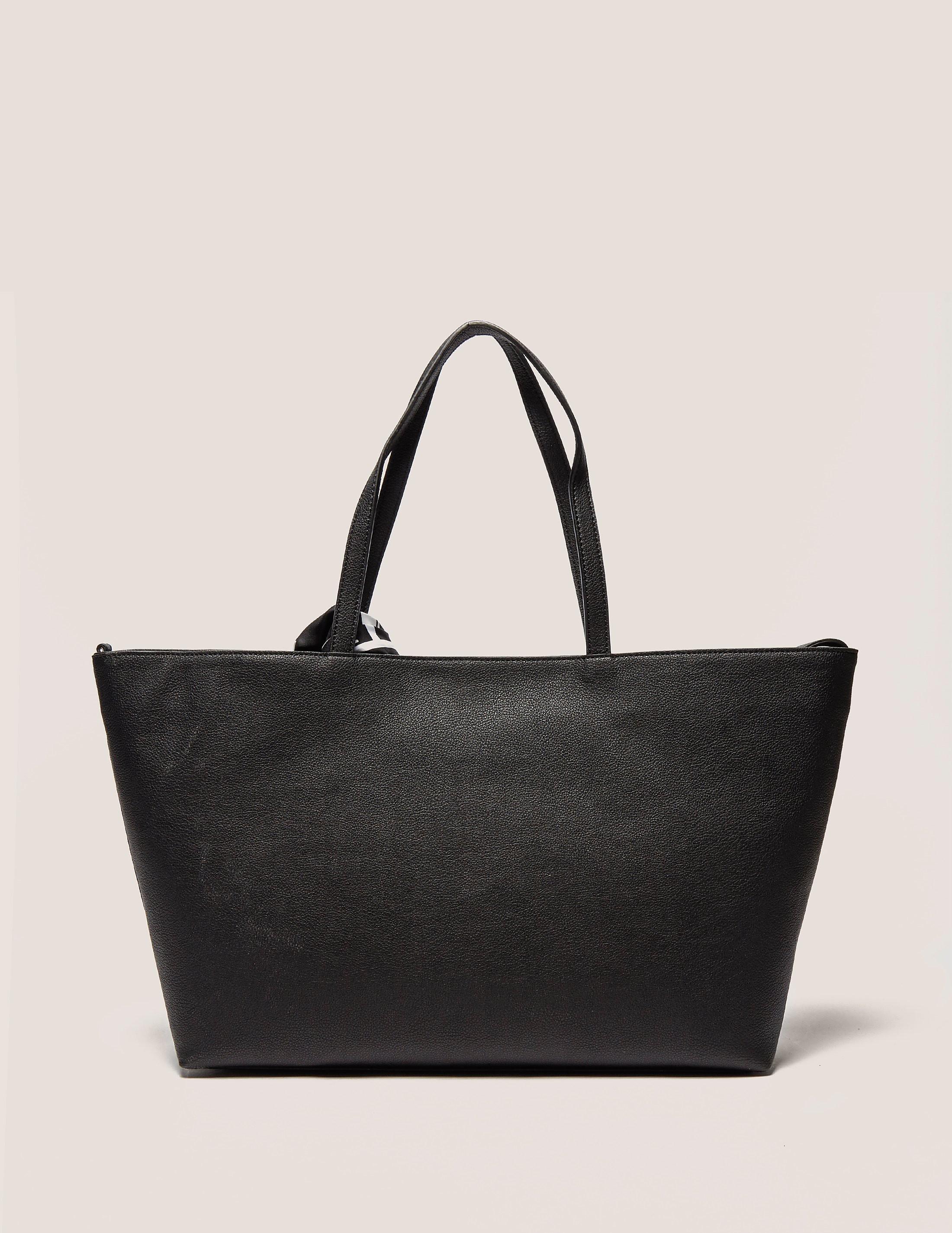 Love Moschino Panda Scarf Bag