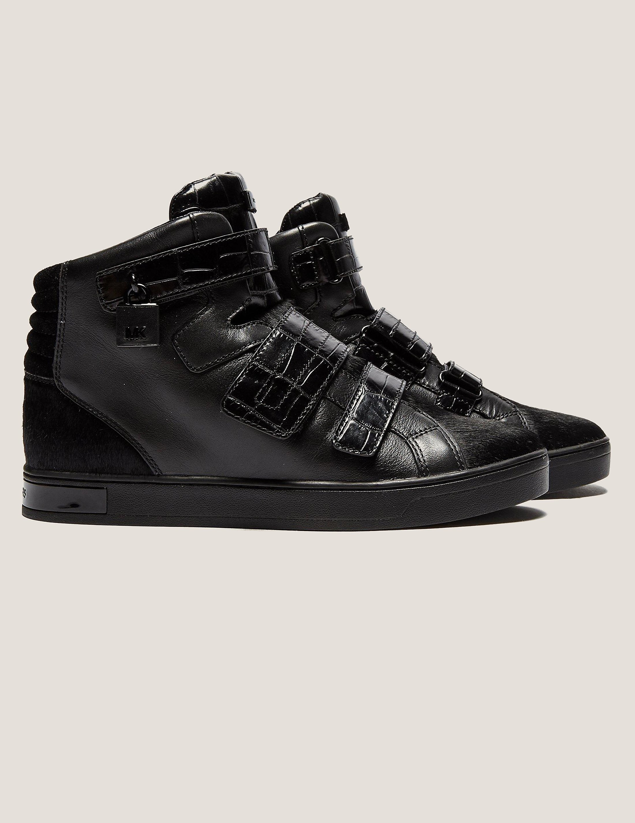 Michael Kors Randi High Top Boots