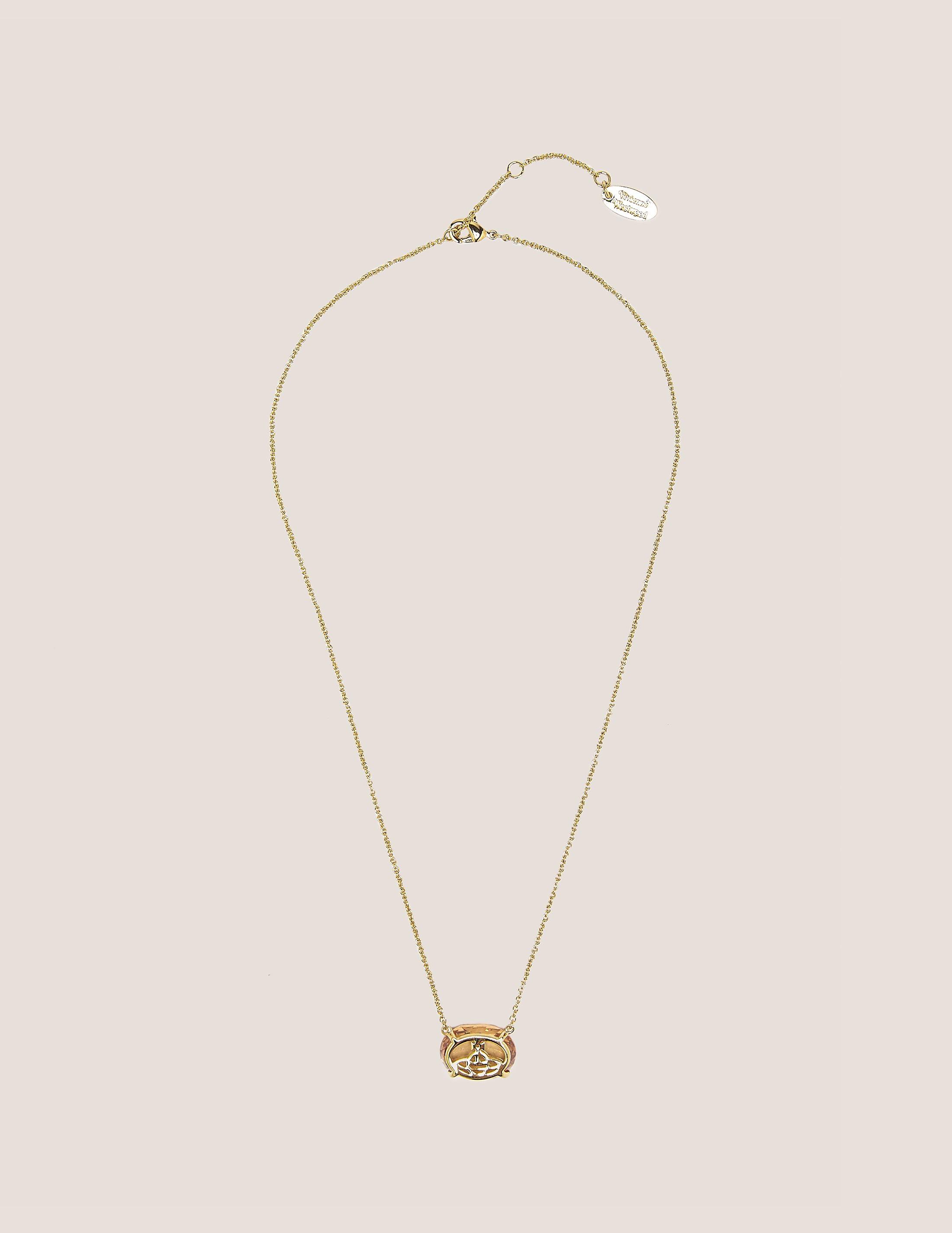 Vivienne Westwood Roseta Orb Pendant Necklace