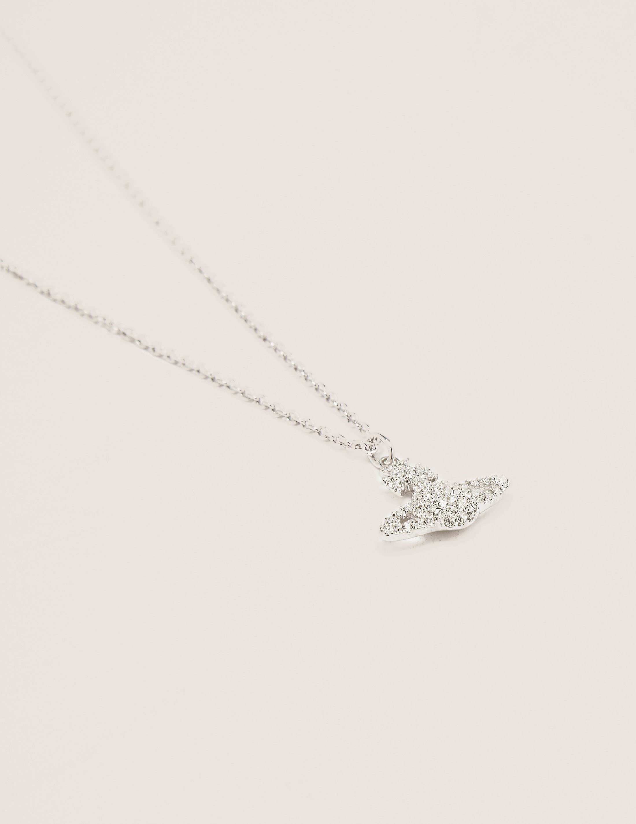 Vivienne Westwood Grace Brass Necklace