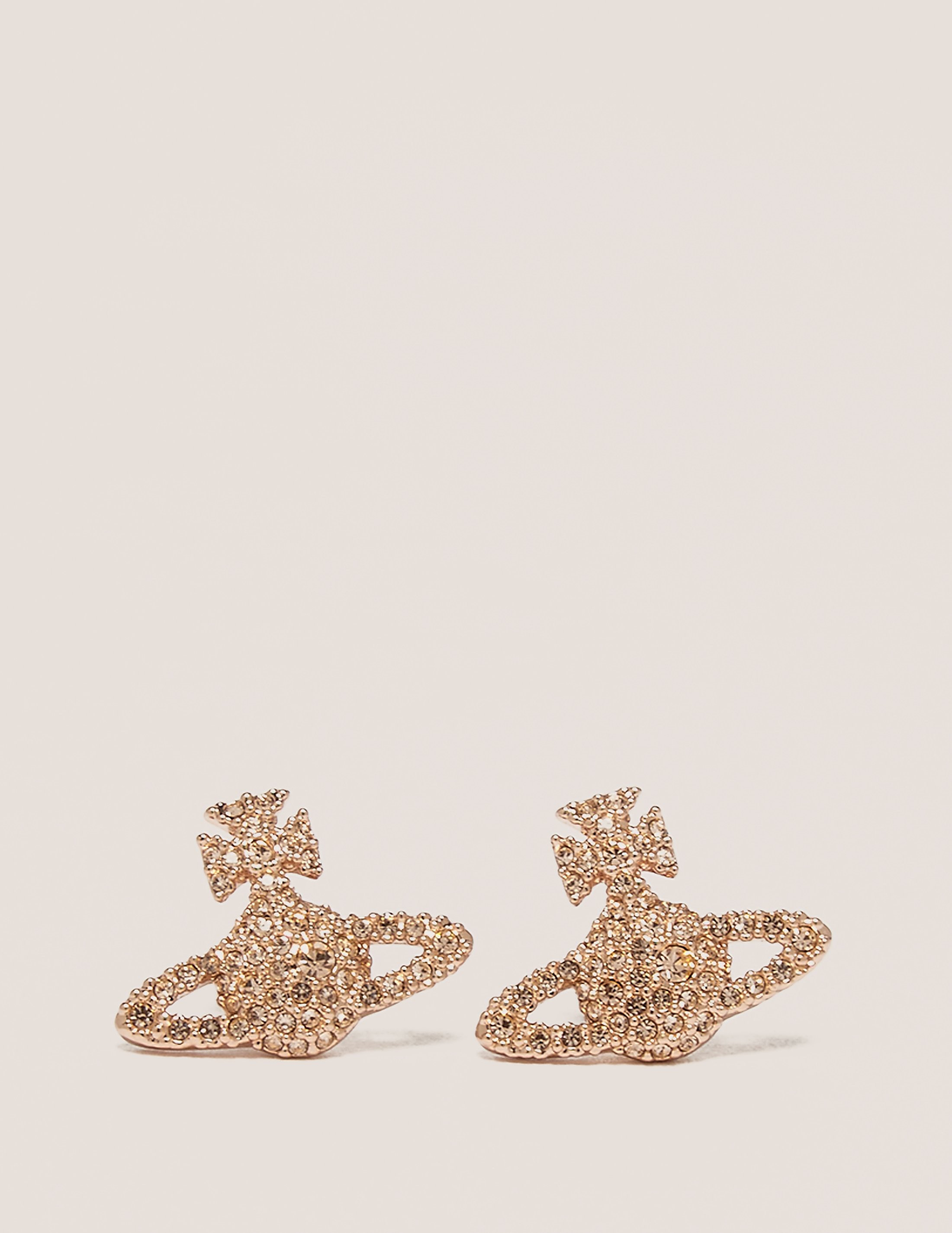 Vivienne Westwood Grace Stud Earrings