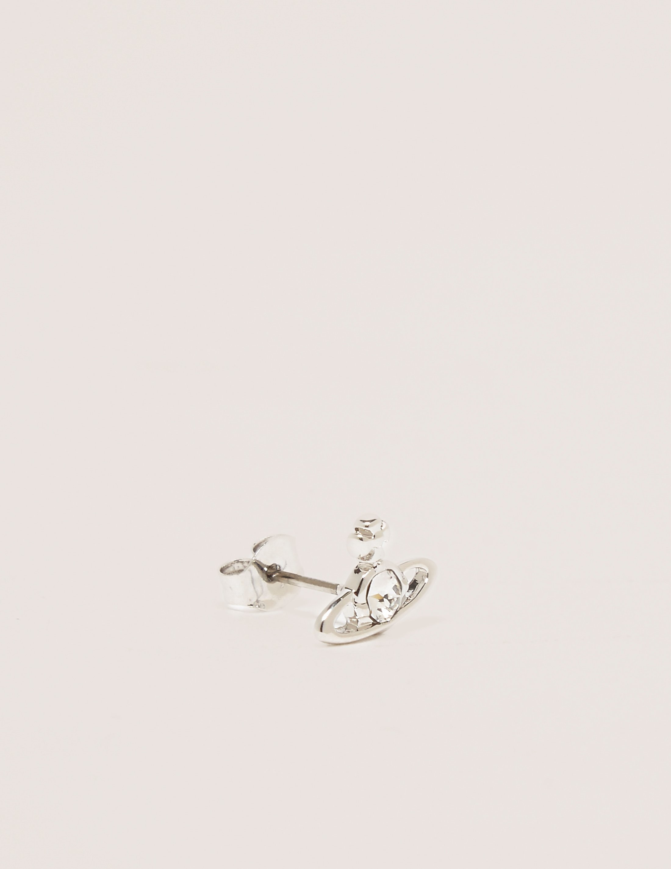 Vivienne Westwood Nano Solitare Earrings