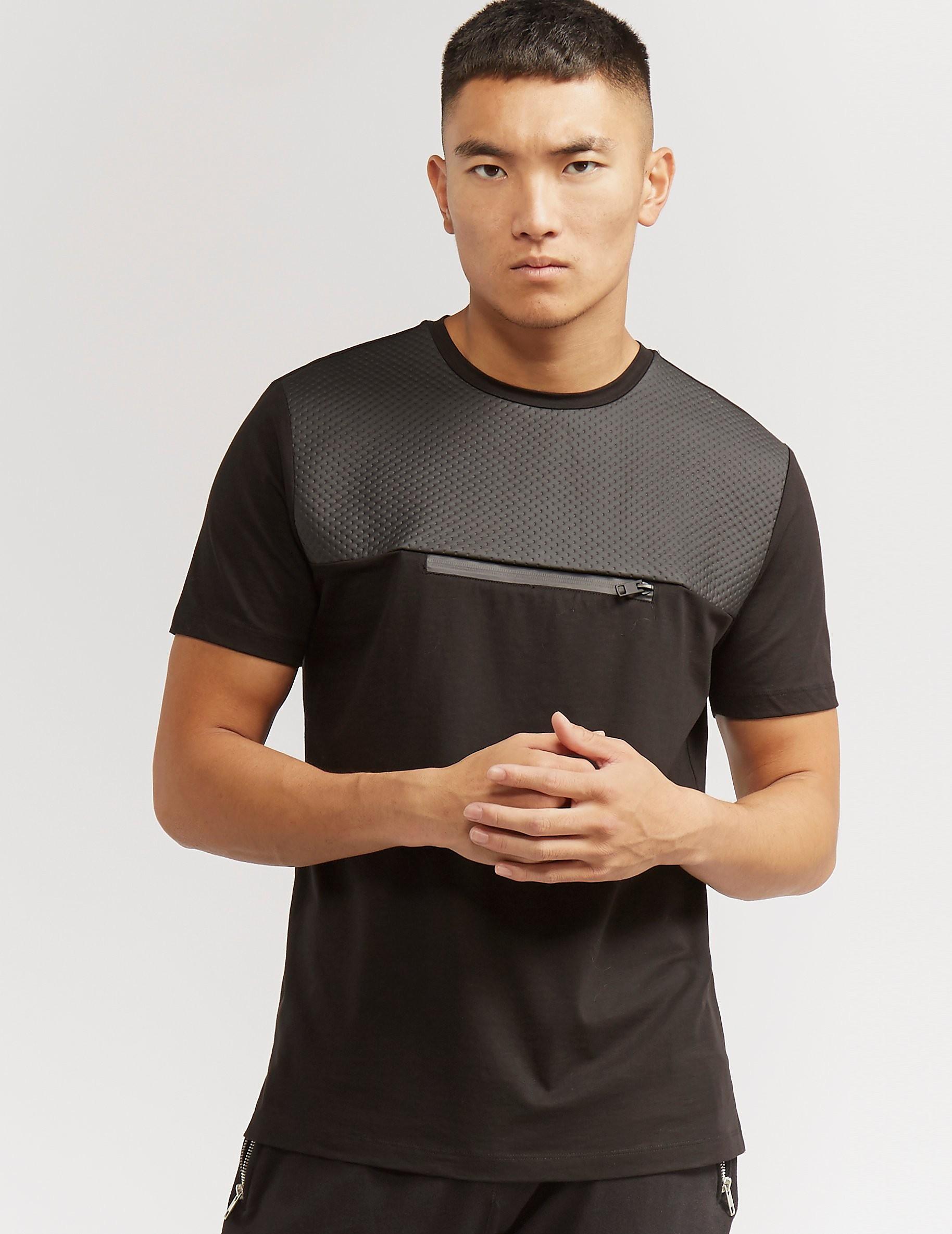 Antony Morato Neo Zip T-Shirt