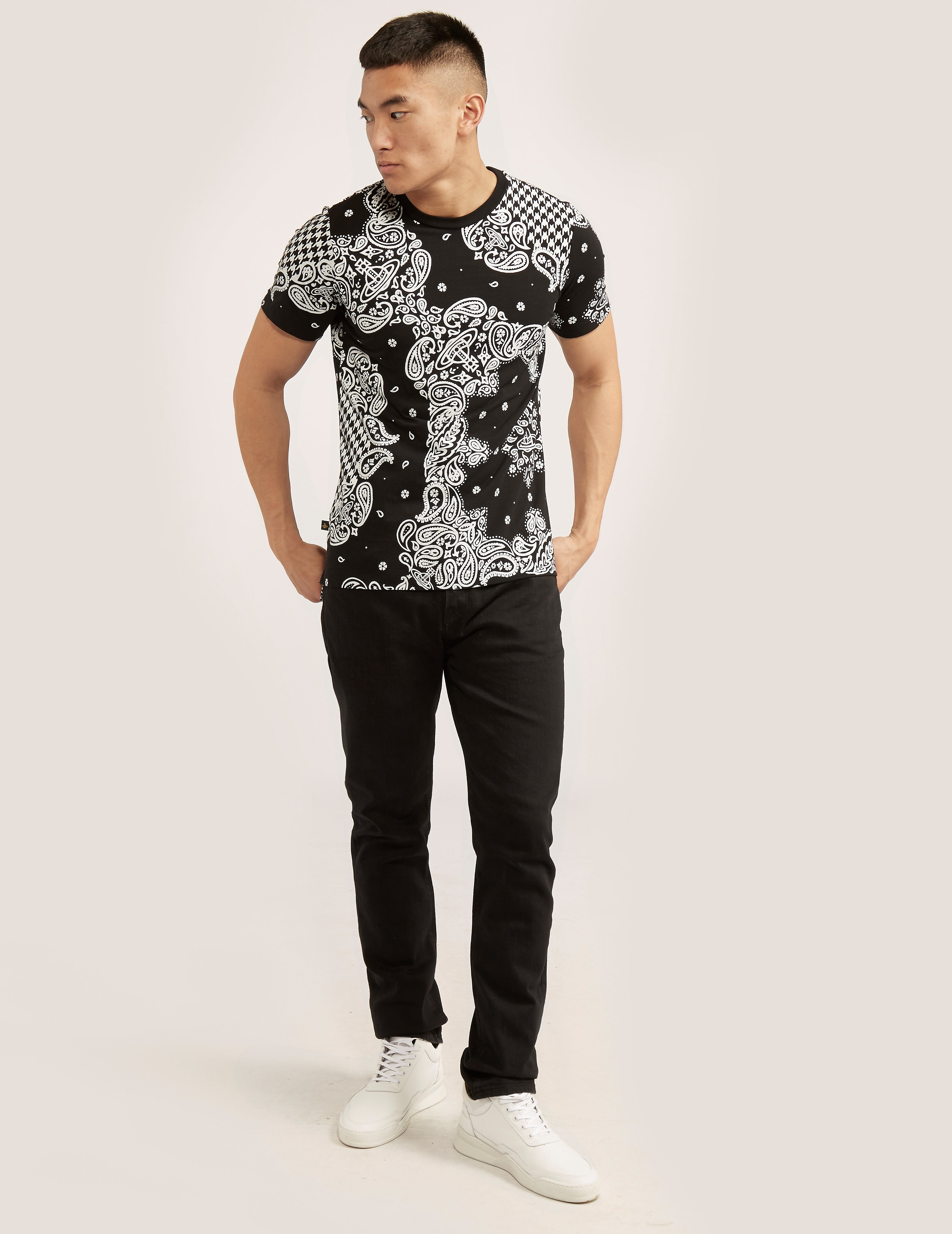 Vivienne Westwood Paisley Orb T-Shirt