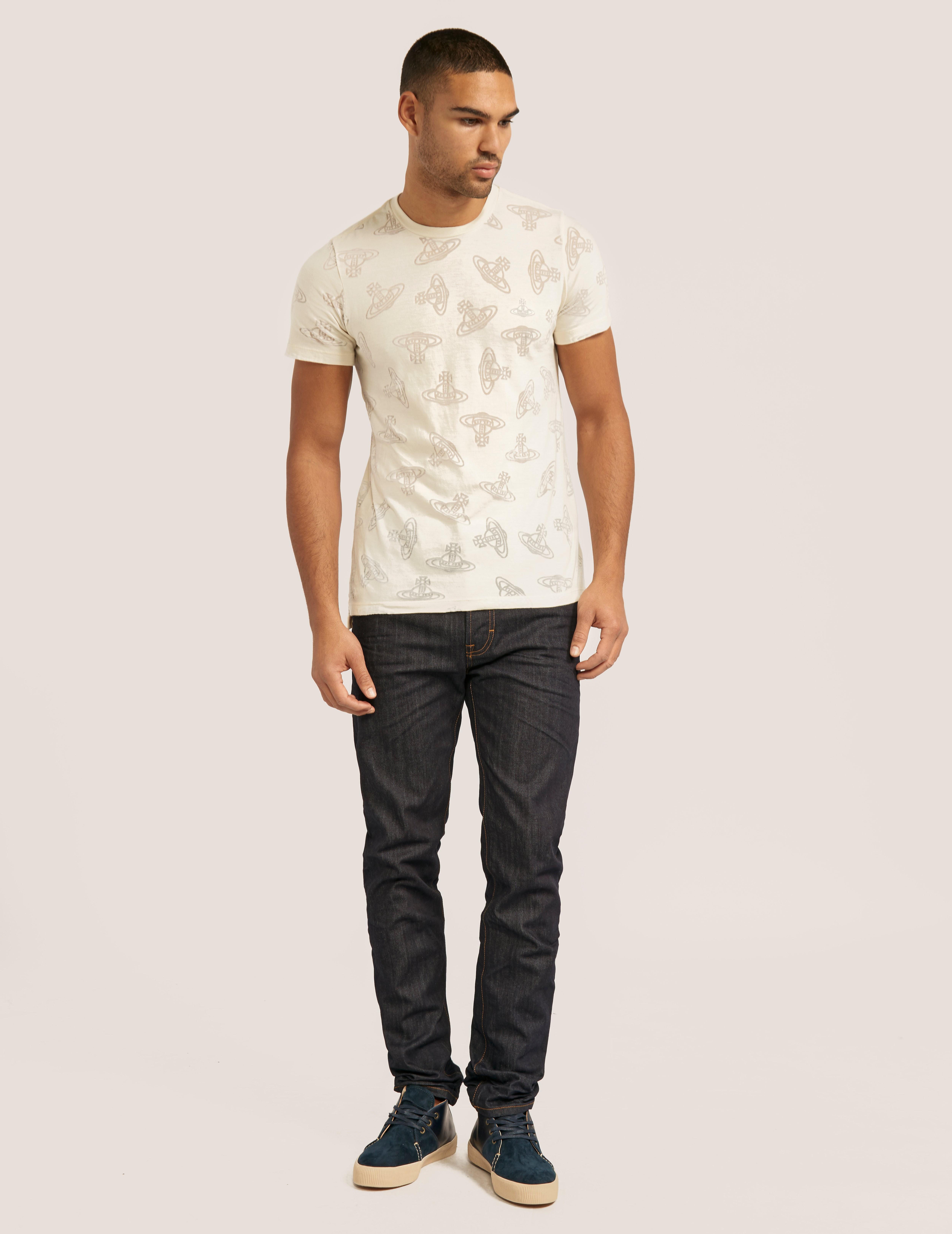 Vivienne Westwood Anglomania Orb Slim Jeans