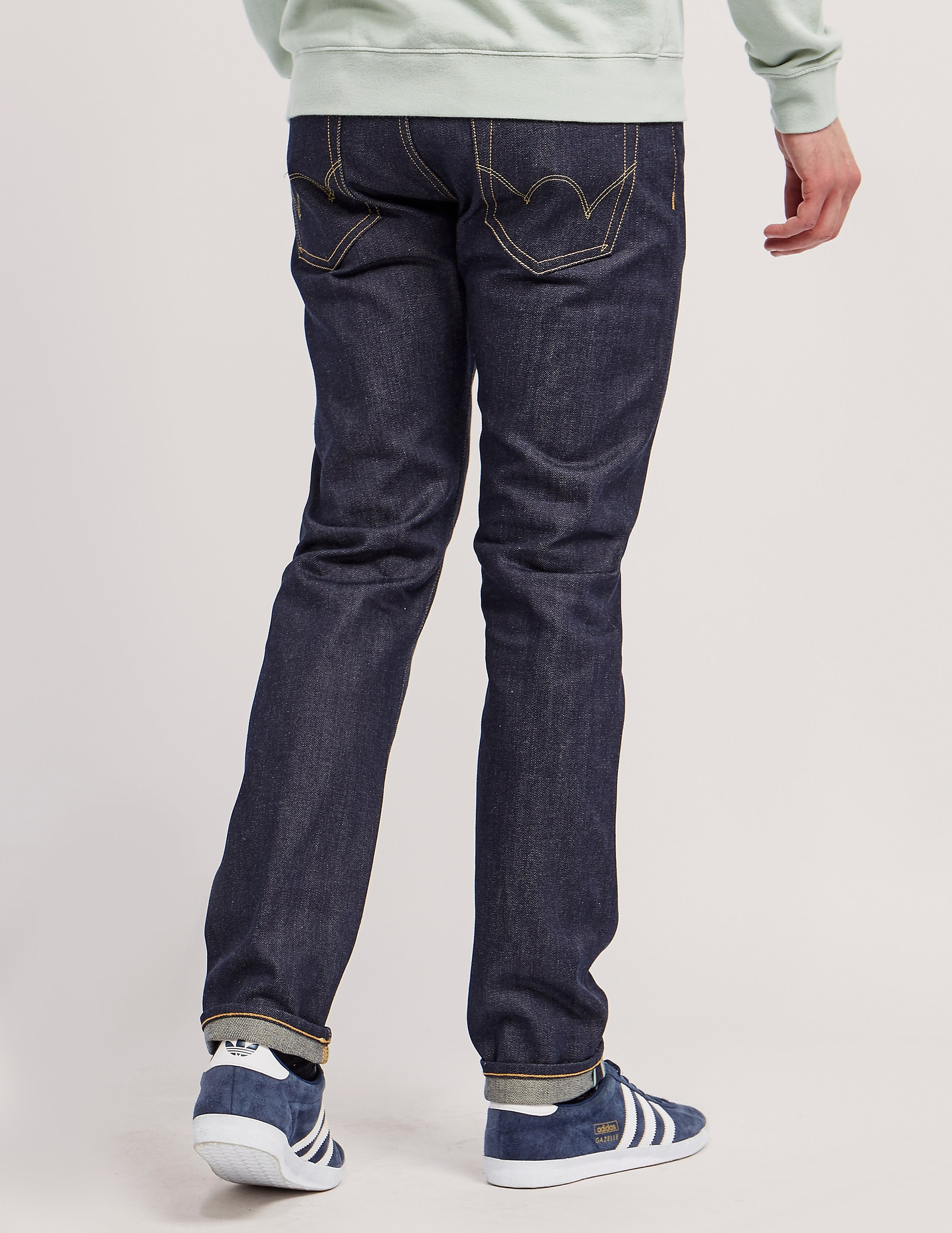 Edwin ED-80 Slim Tapered Red Listed Selvedge Jeans