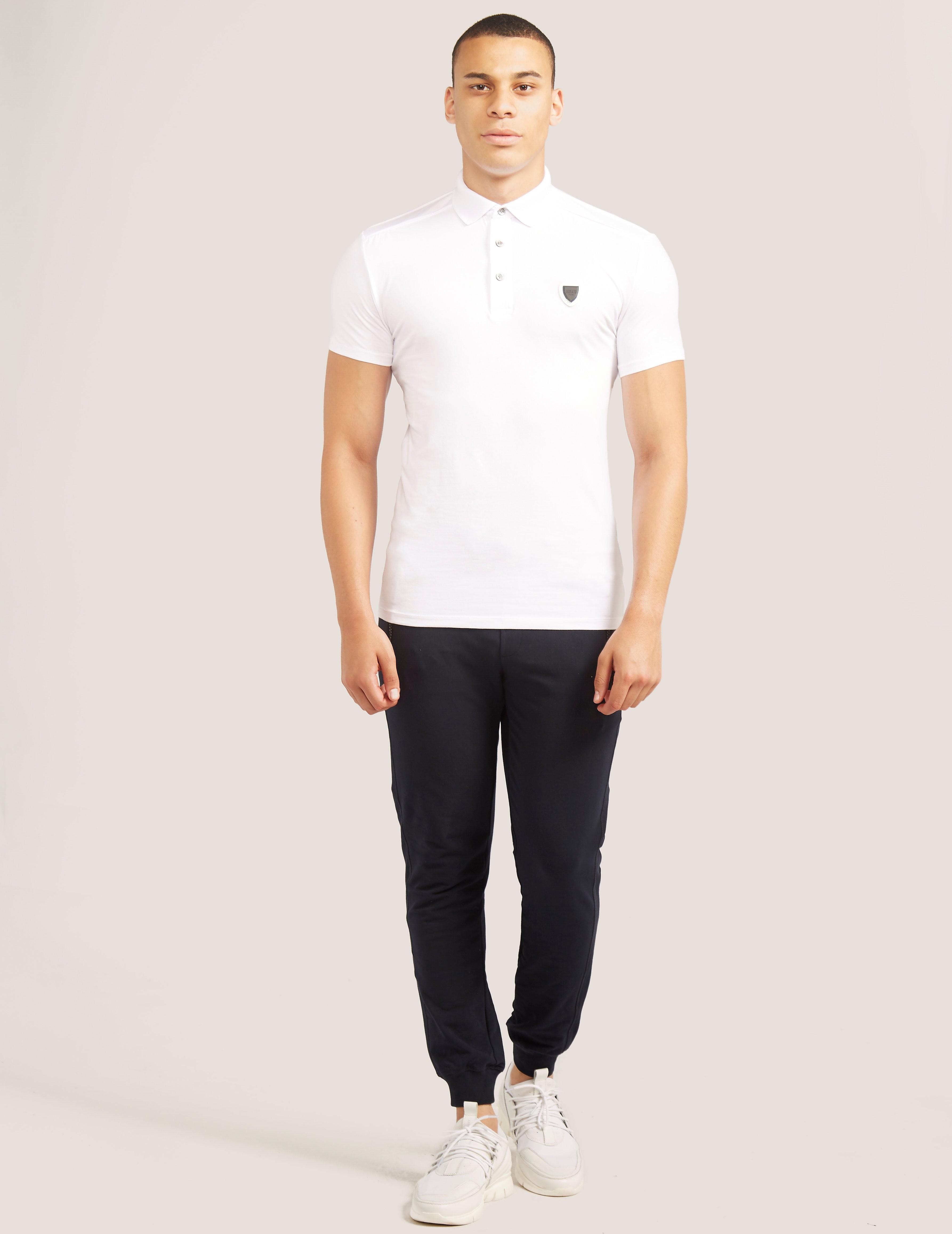 Antony Morato Silver Shield Polo Shirt