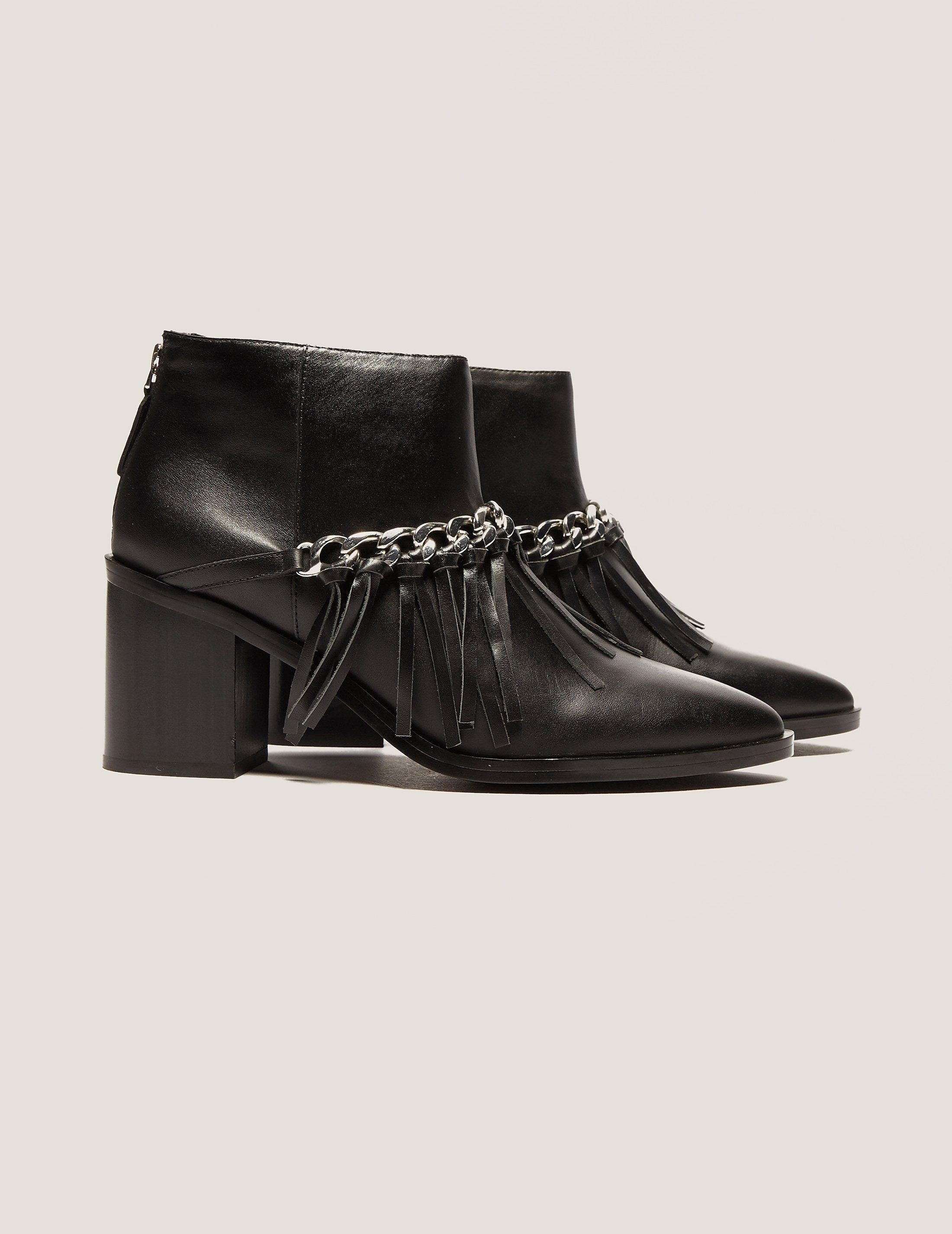 Senso Chain Tassle Boot