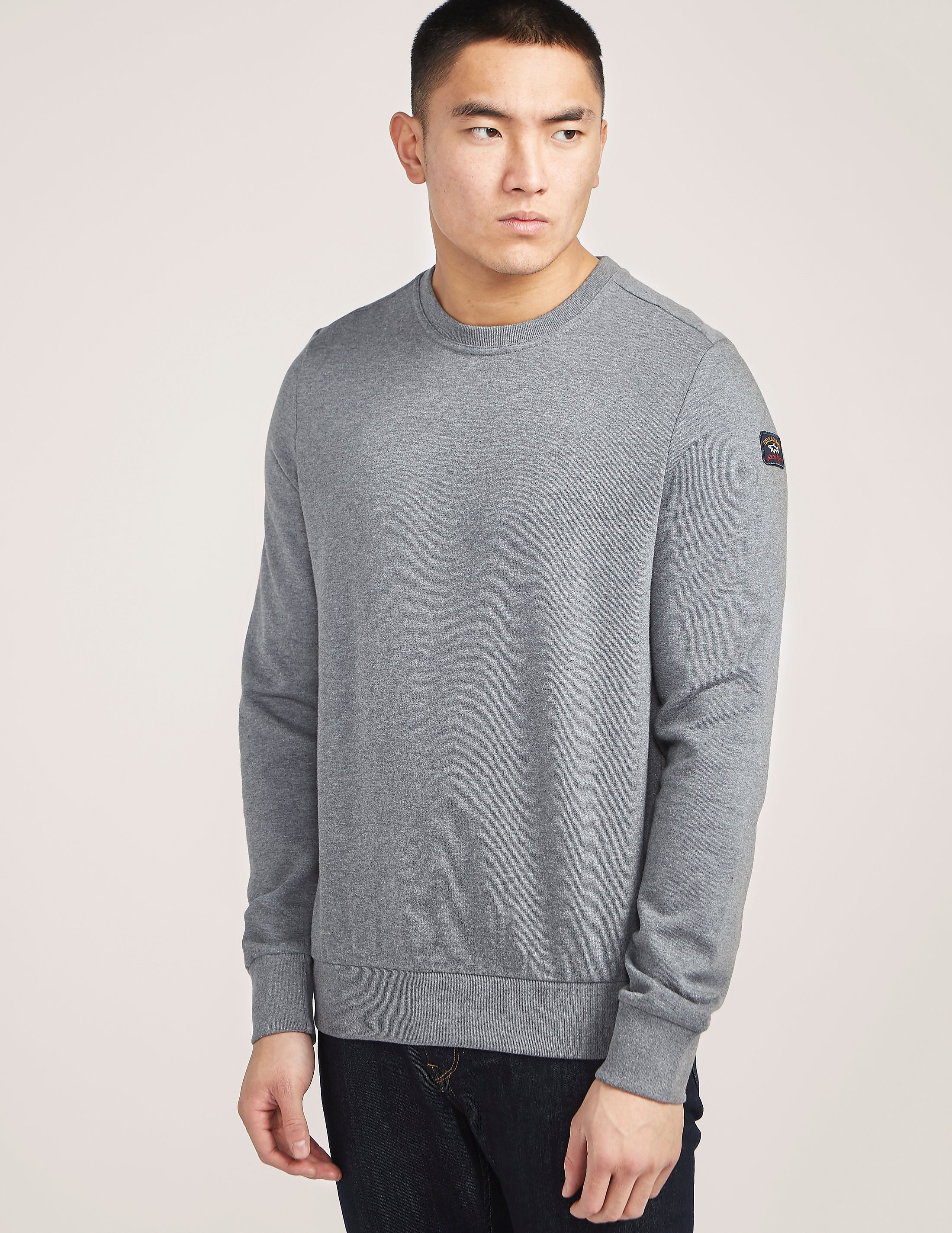 Paul and Shark Classic Crew Sweatshirt