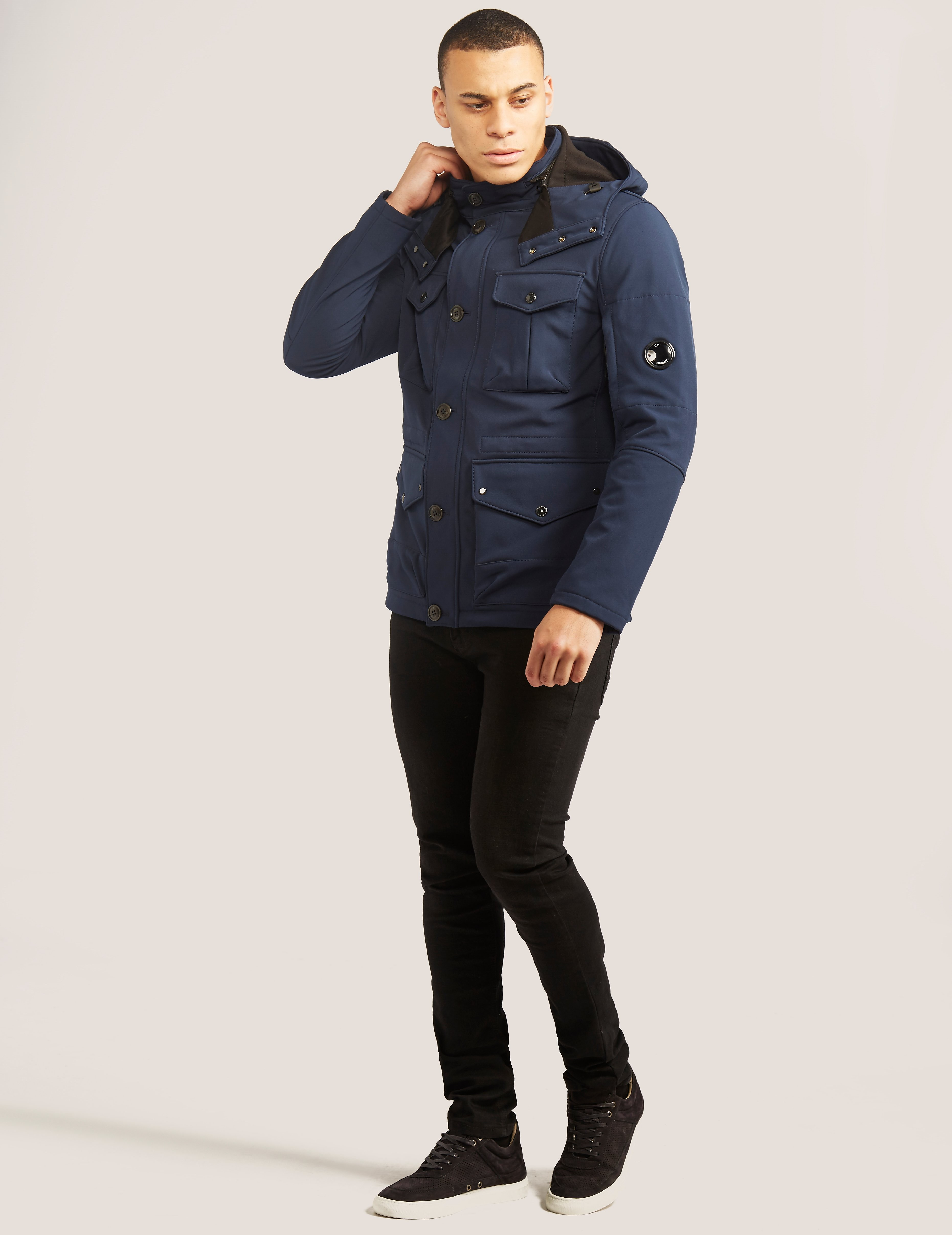 CP Company Soft Mille Jacket