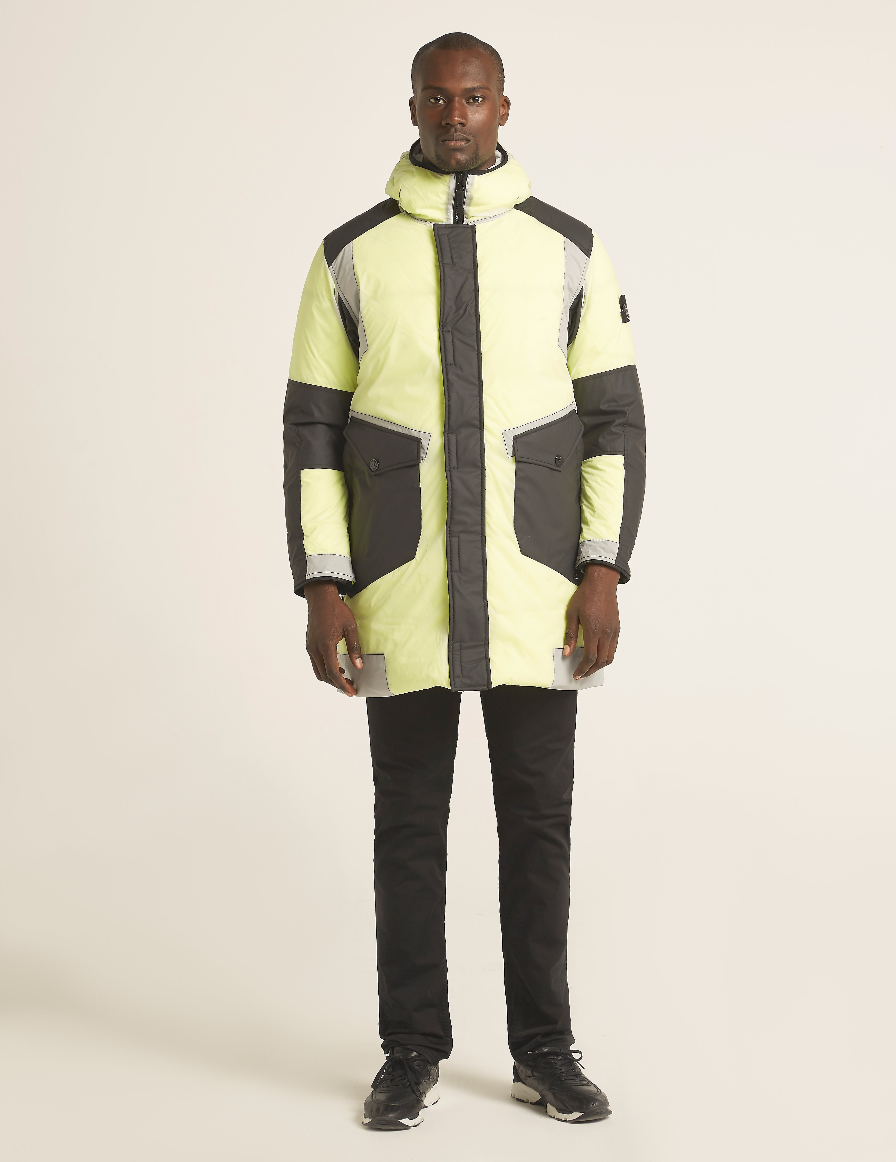 Stone Island Resin Ice Jacket