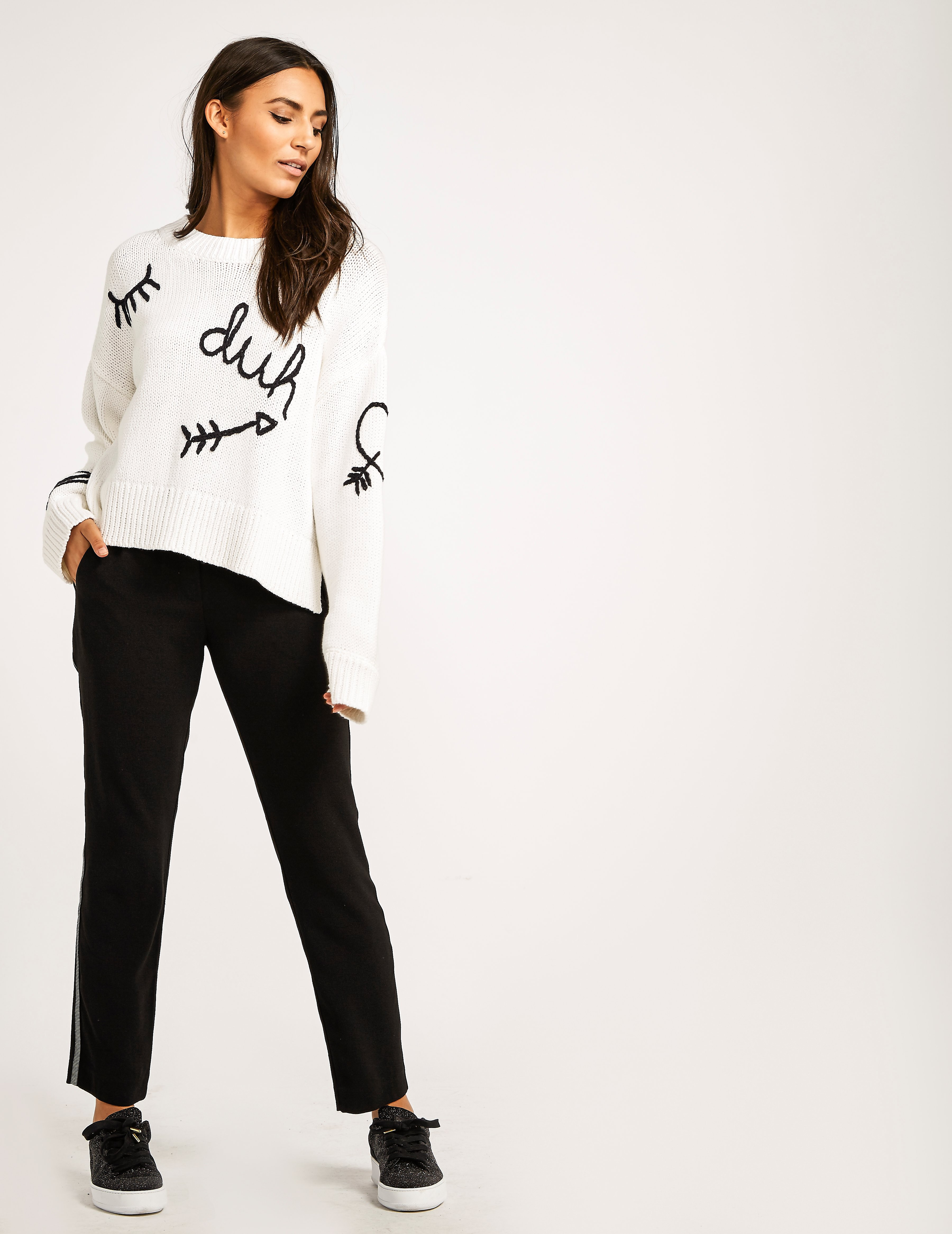 Wildfox YR Dreams Knitted Sweater
