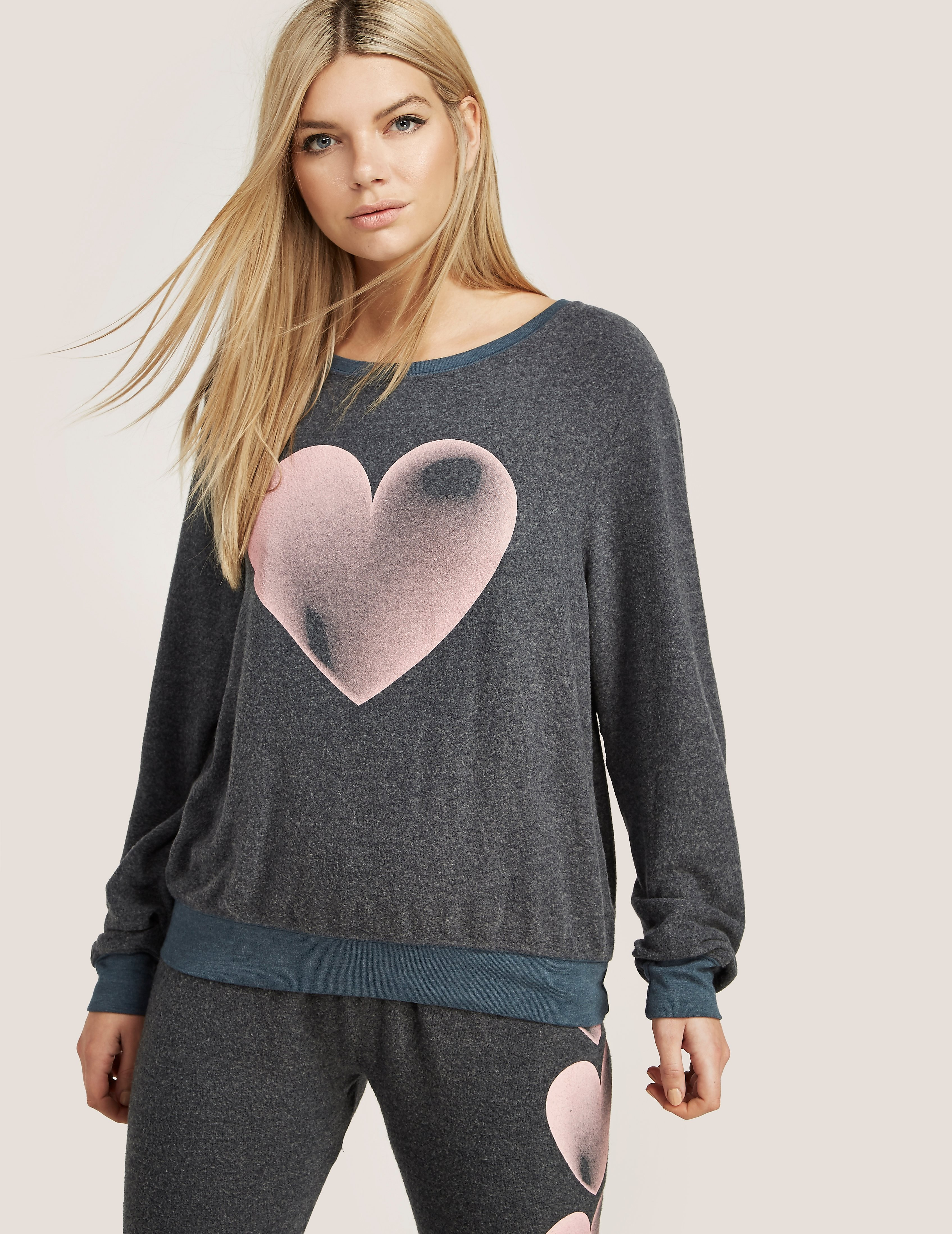 Wildfox Faded Love Top