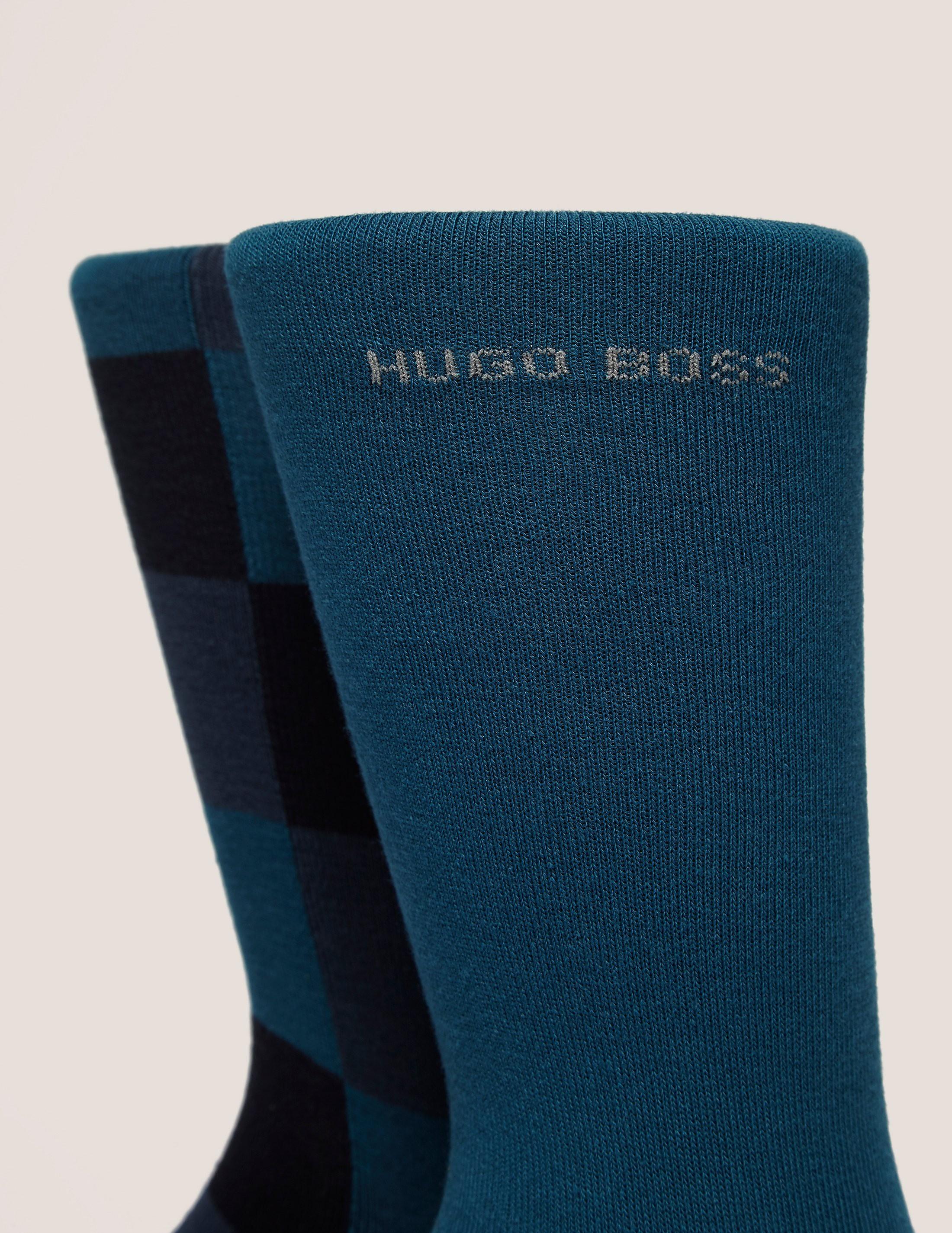 BOSS 2 Pack Socks Pack