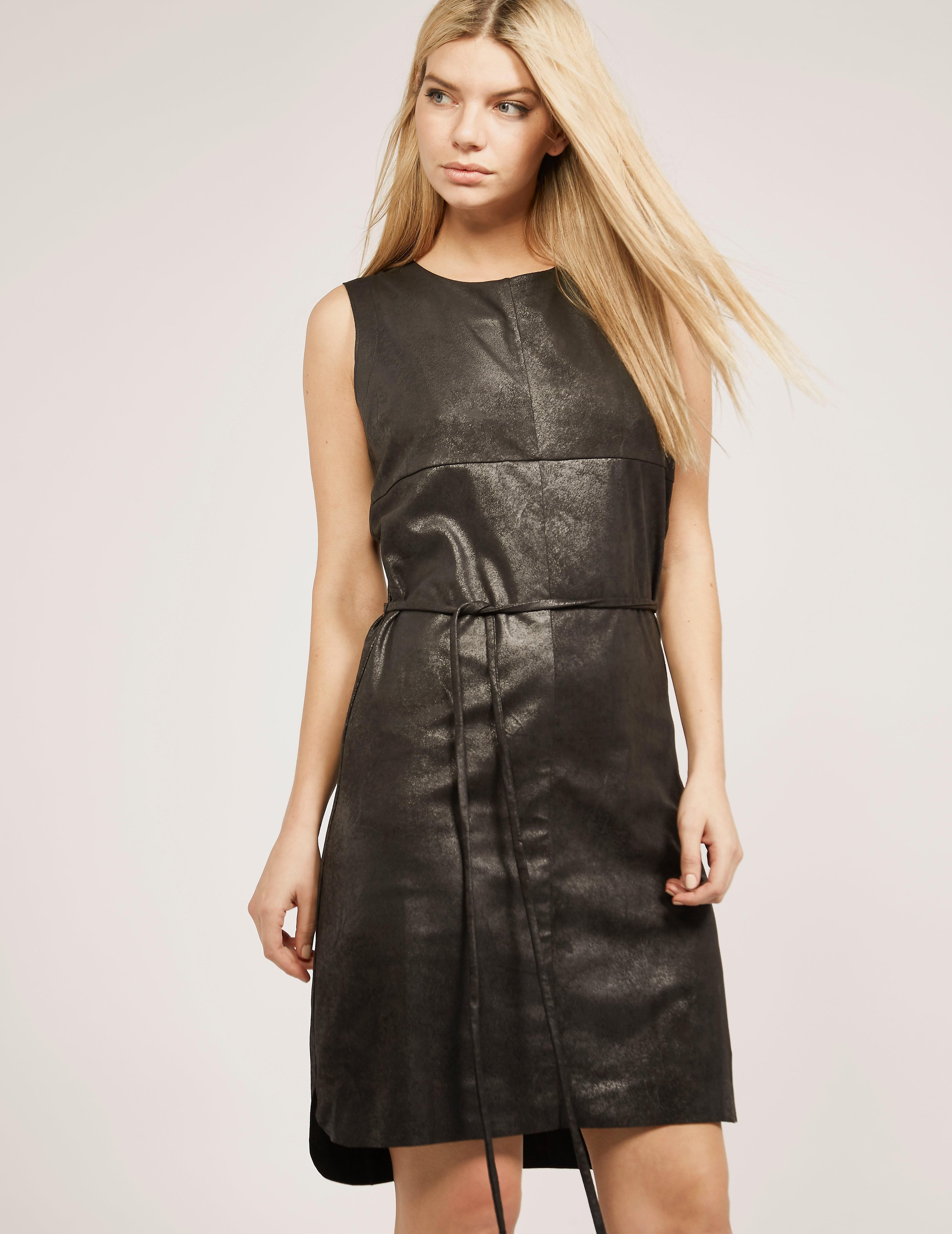 Rino & Pelle Belt Dress