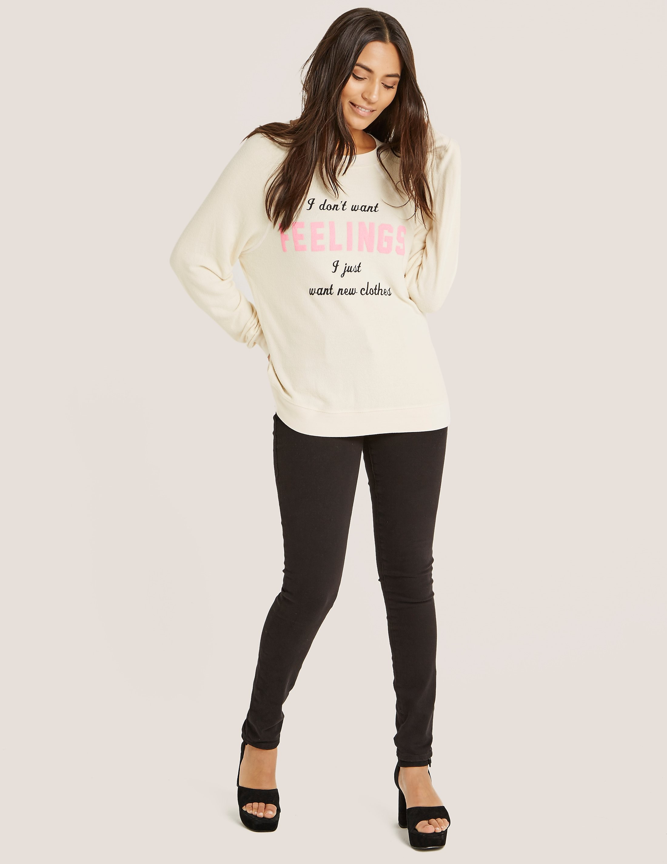 Wildfox New Clothes Sweatshirt