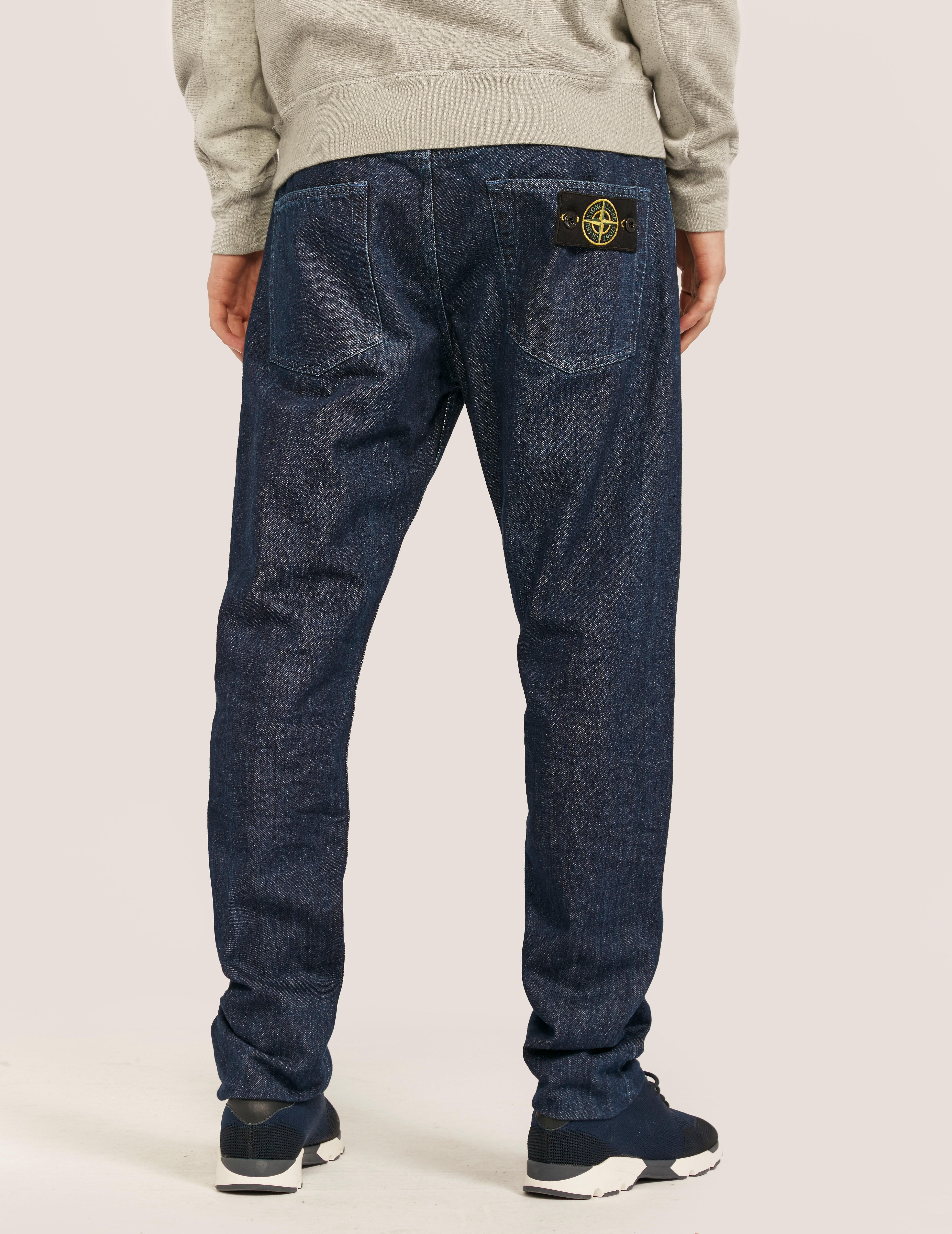 Stone Island Brush Slim Jean