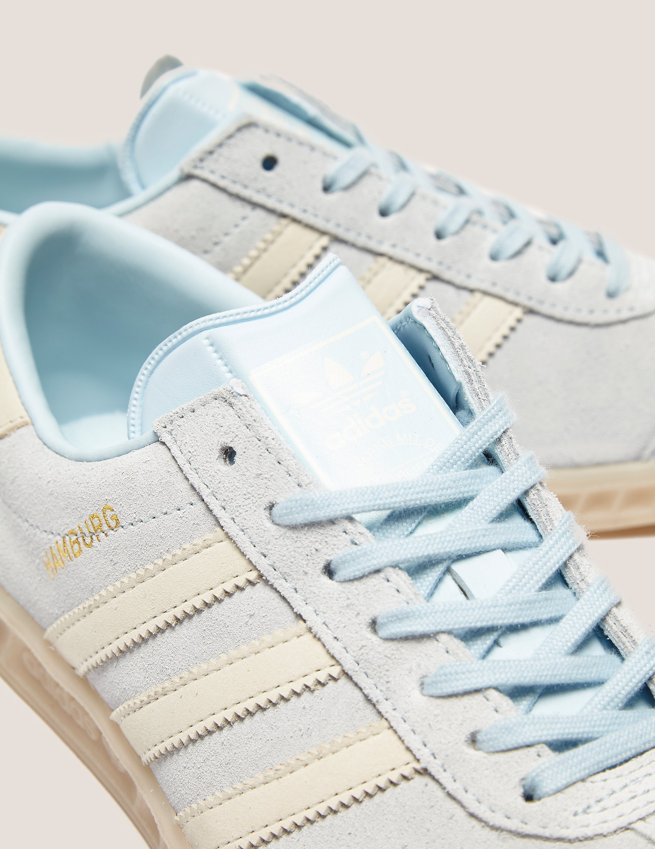 adidas Originals Hamburg 'Ice' Womens