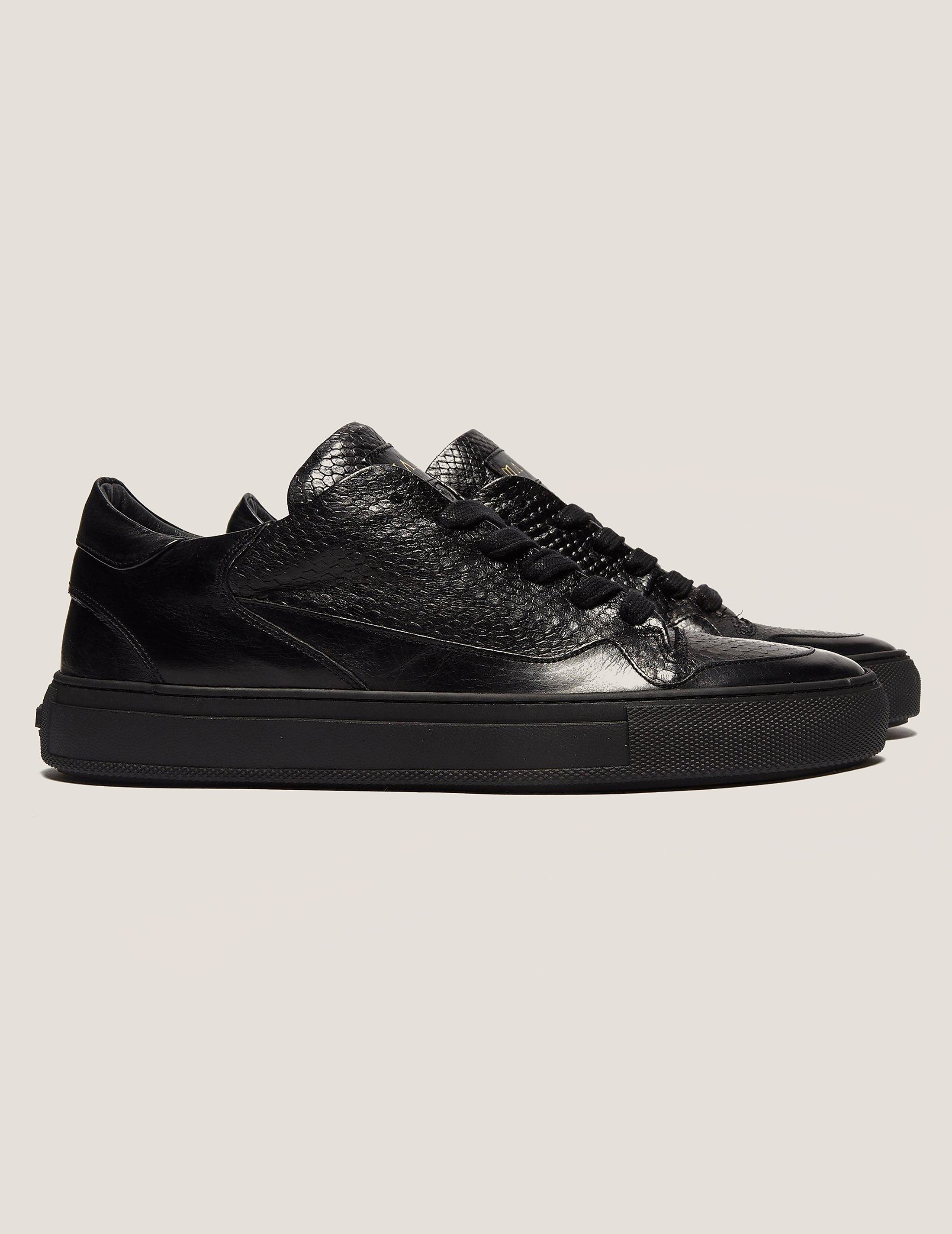 Mason Garments Next Generation Low Trainer