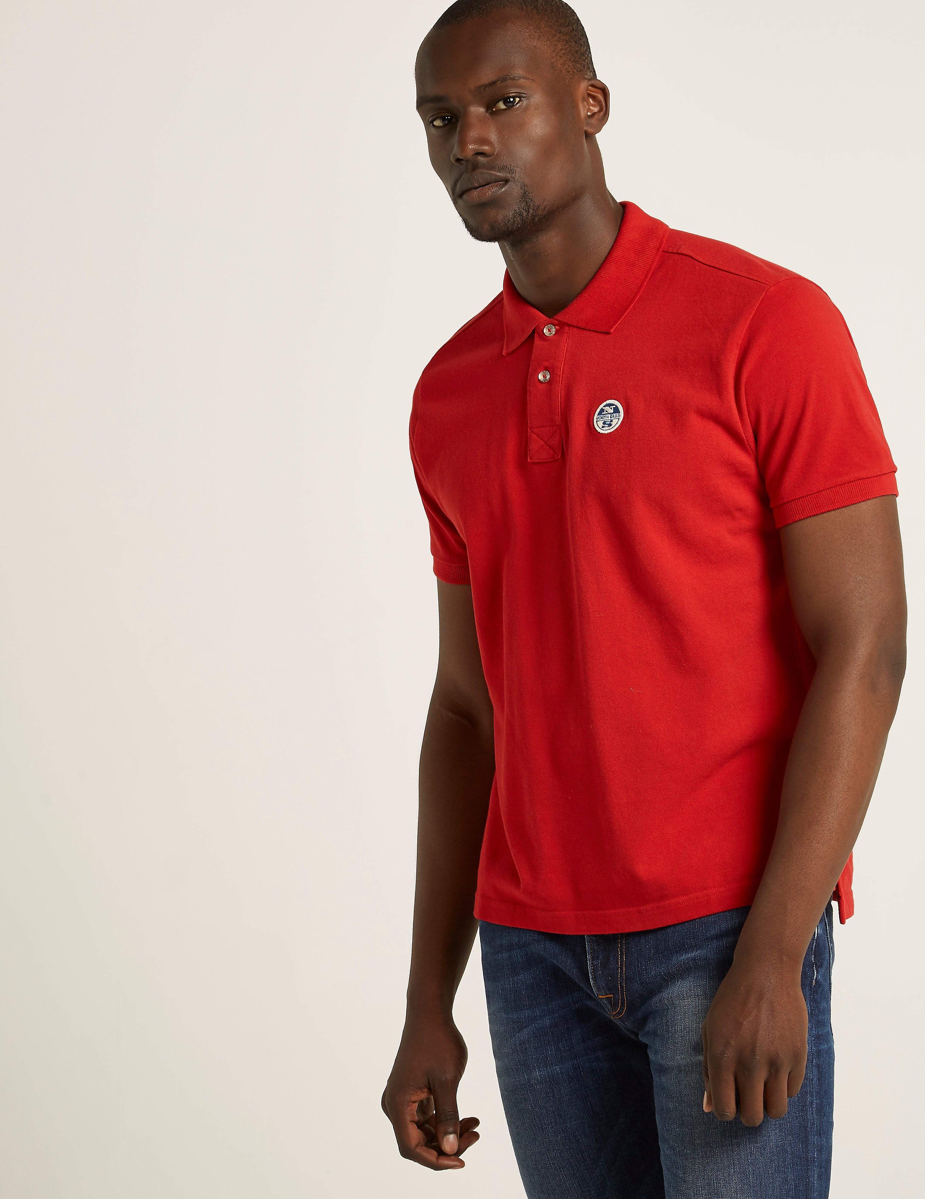 NORTH SAILS Ken Short Sleeve Polo Shirt
