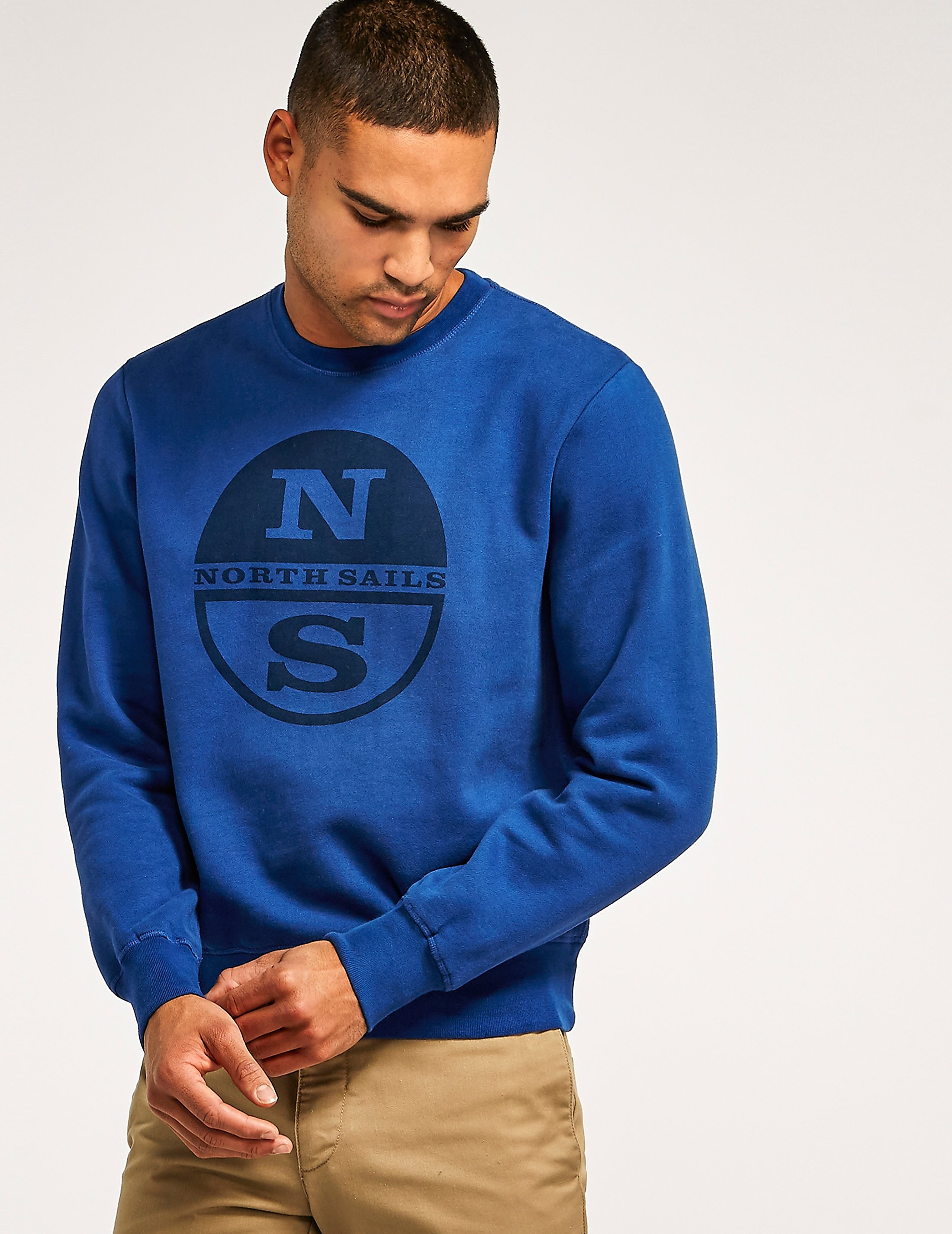 NORTH SAILS Ian Crew Neck Sweat