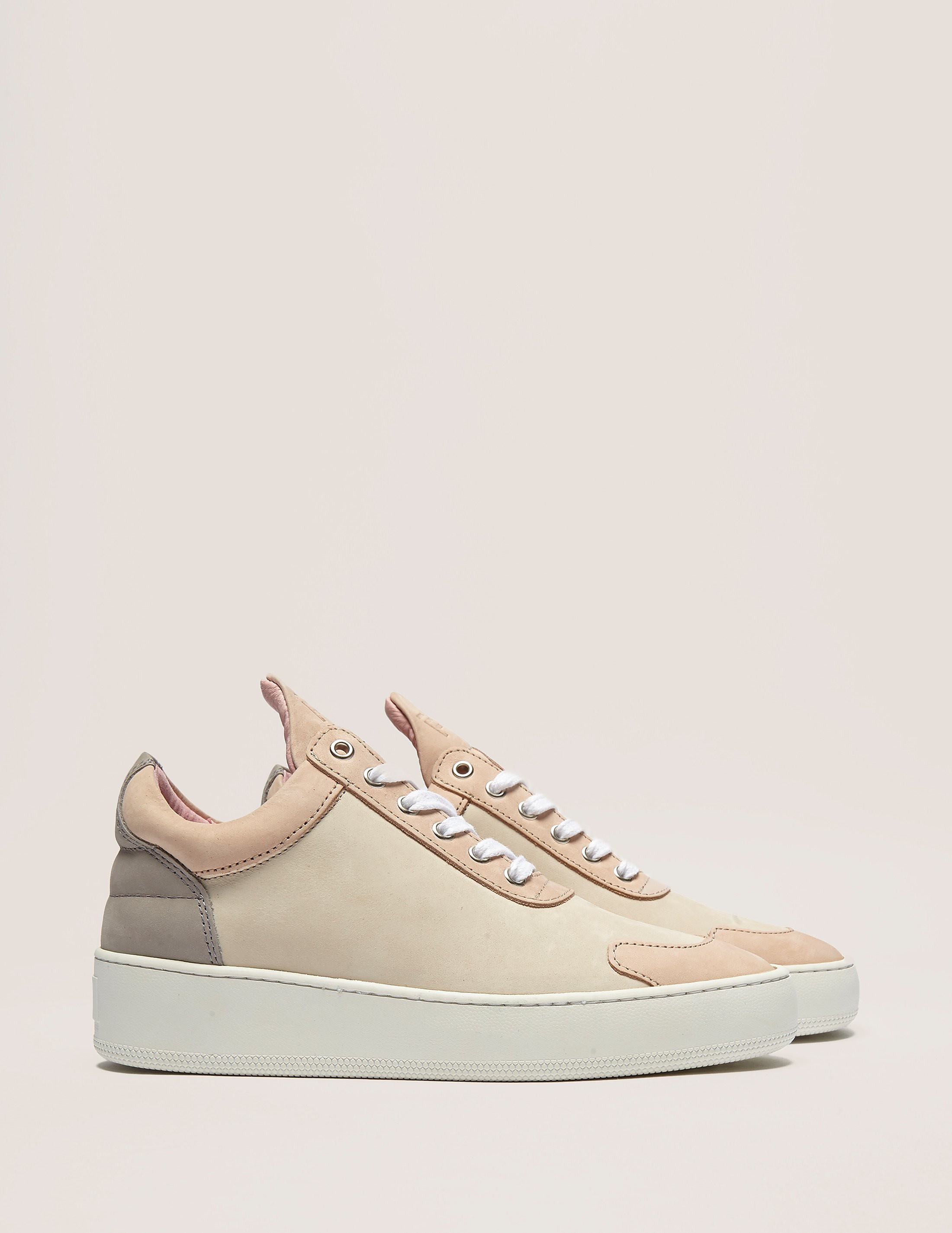 Filling Pieces Low Top All Suede